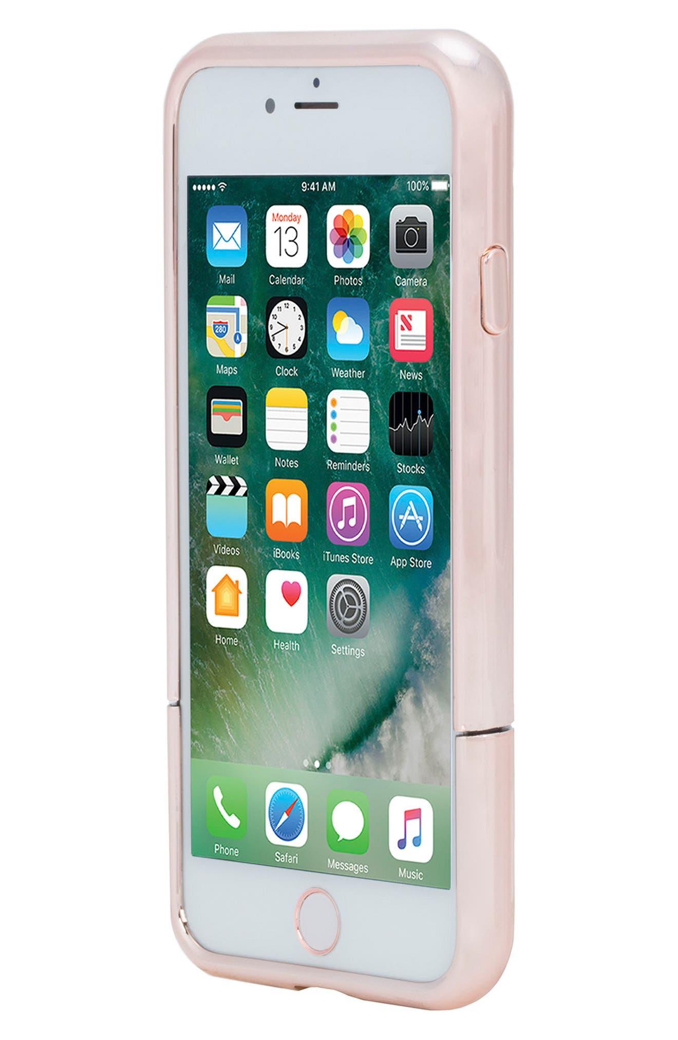 Alternate Image 5  - Rebecca Minkoff Slide iPhone 7 Case