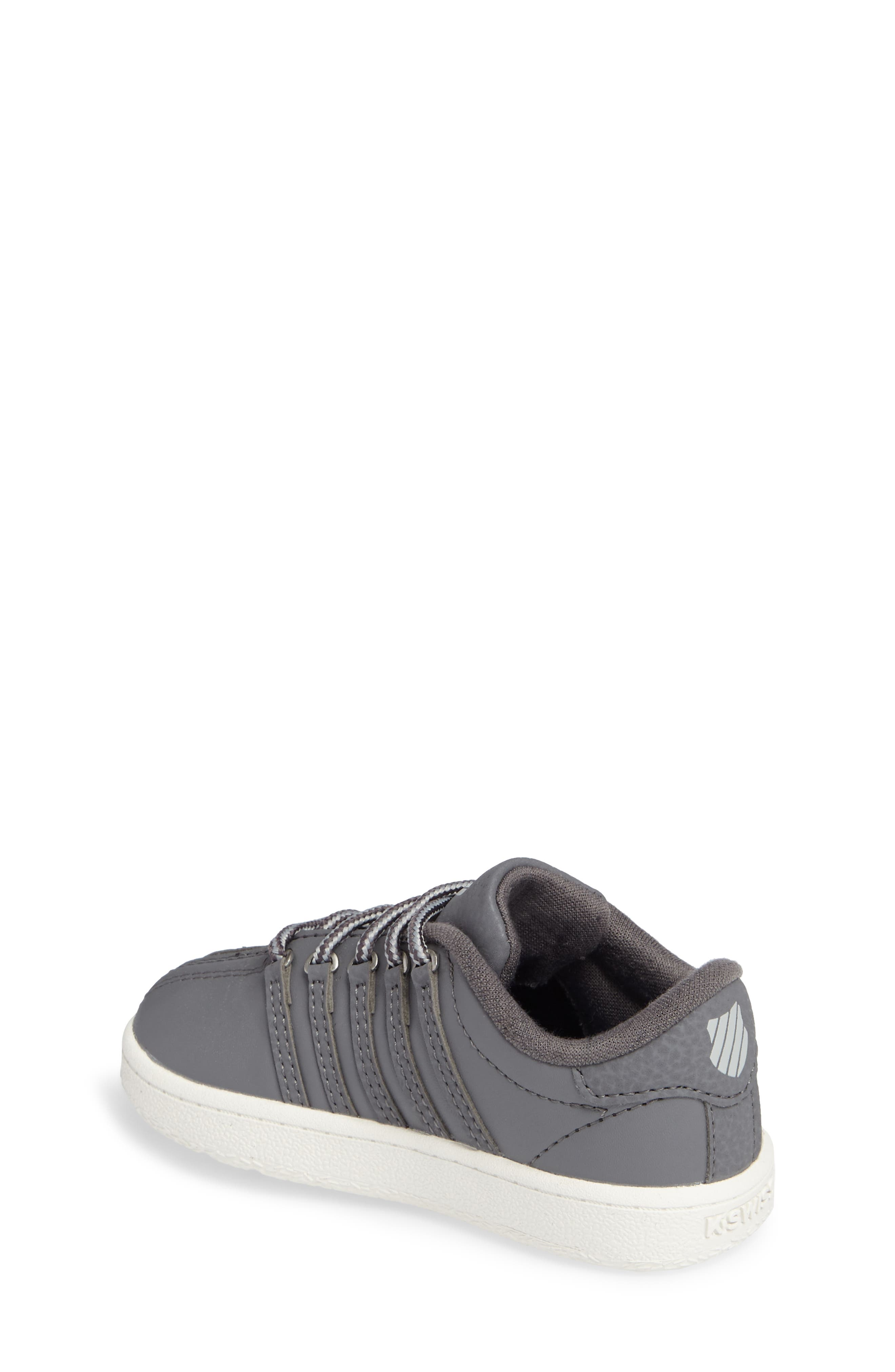Classic VN Sneaker,                             Alternate thumbnail 2, color,                             Charcoal/ Storm/ Lily White