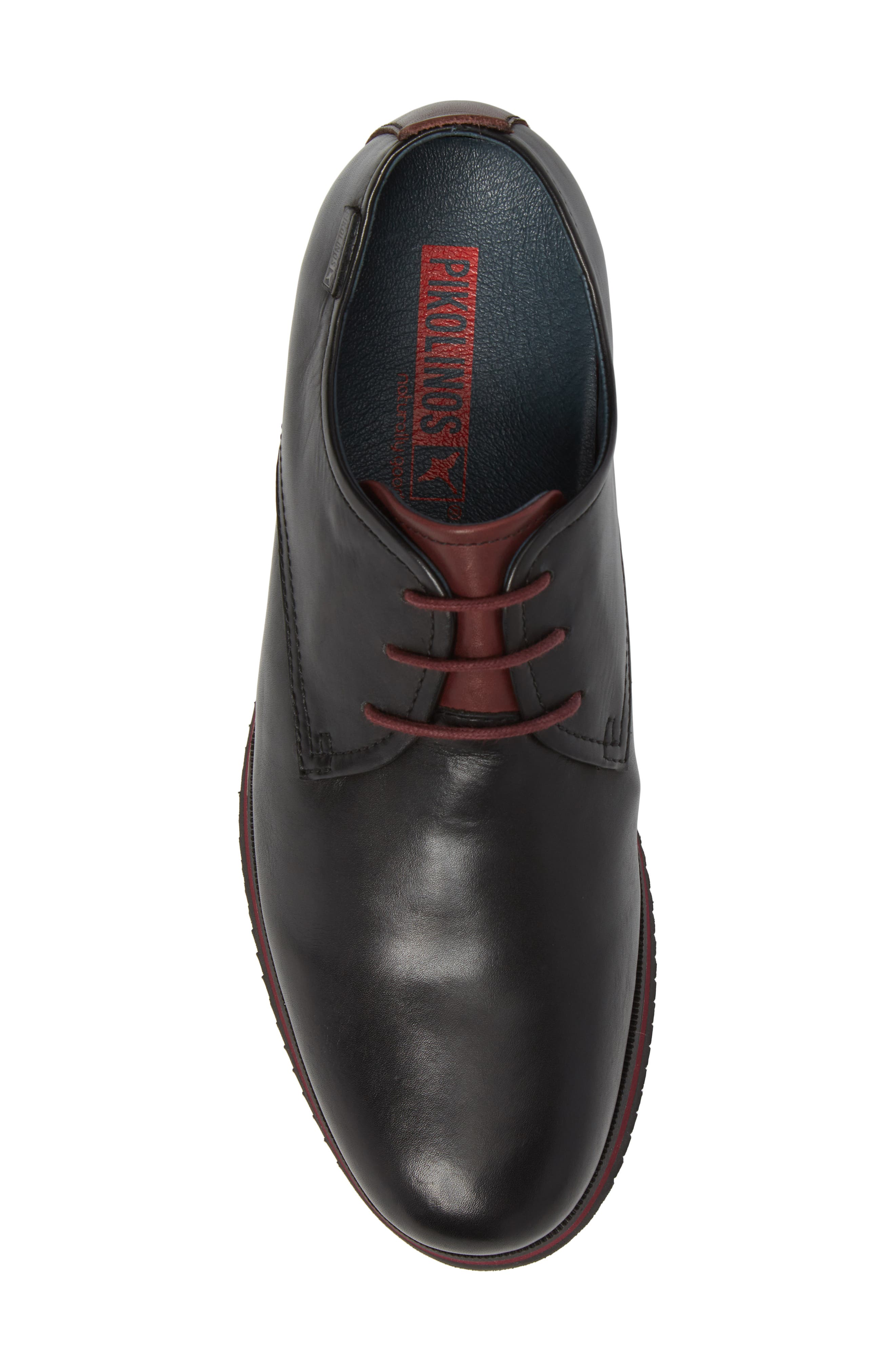 Alternate Image 4  - PIKOLINOS Leox Plain Toe Derby (Men)