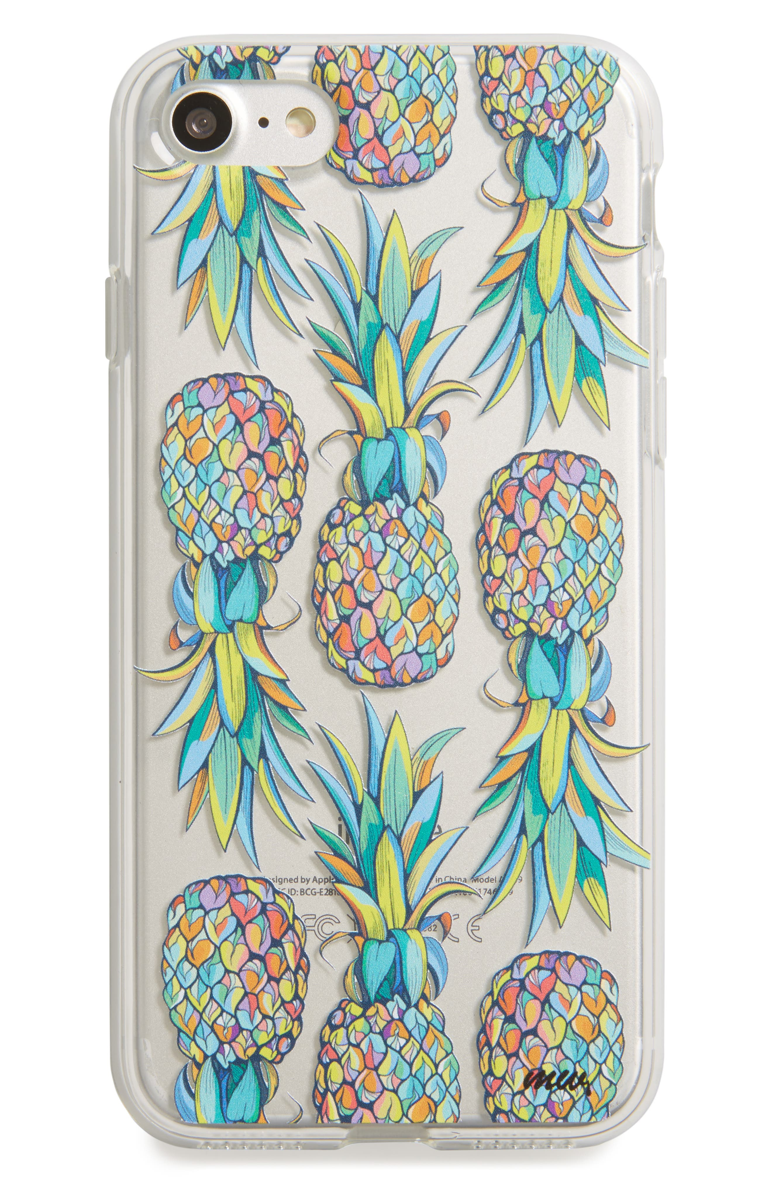 MILKYWAY Hawaiian Pineapple iPhone 7 Case