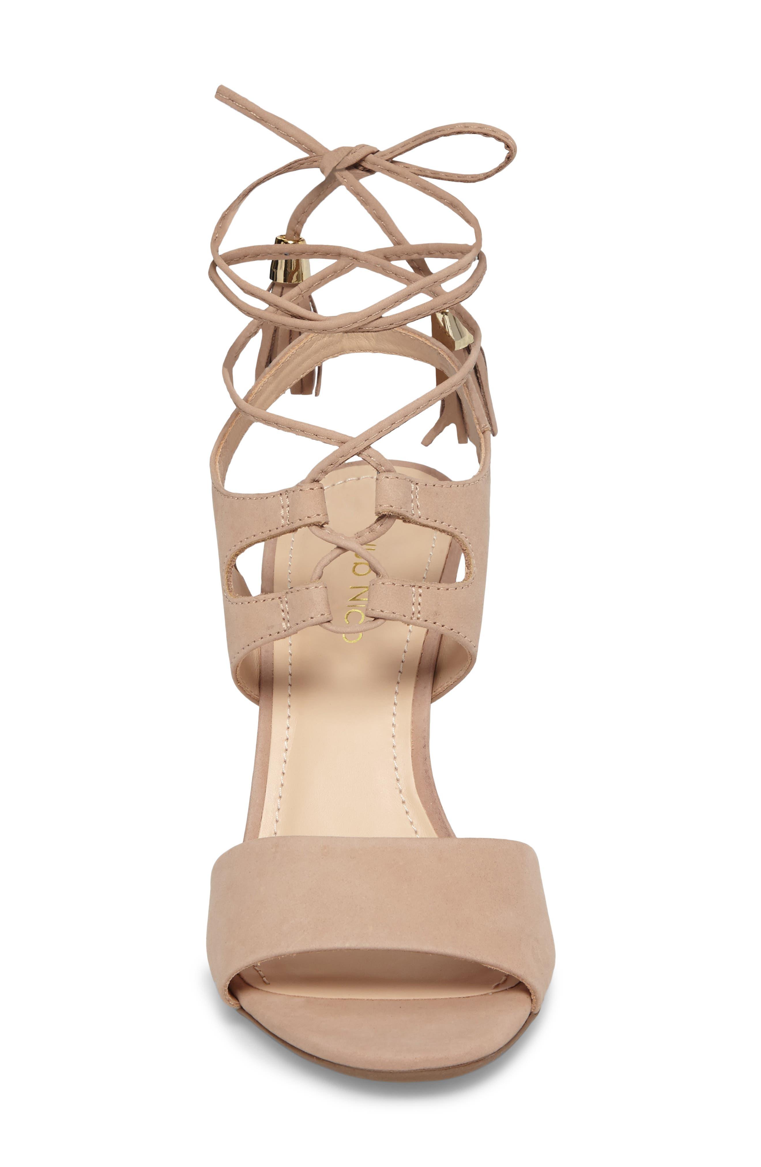 Alternate Image 4  - Klub Nico Kaira Ankle Wrap Sandal (Women)