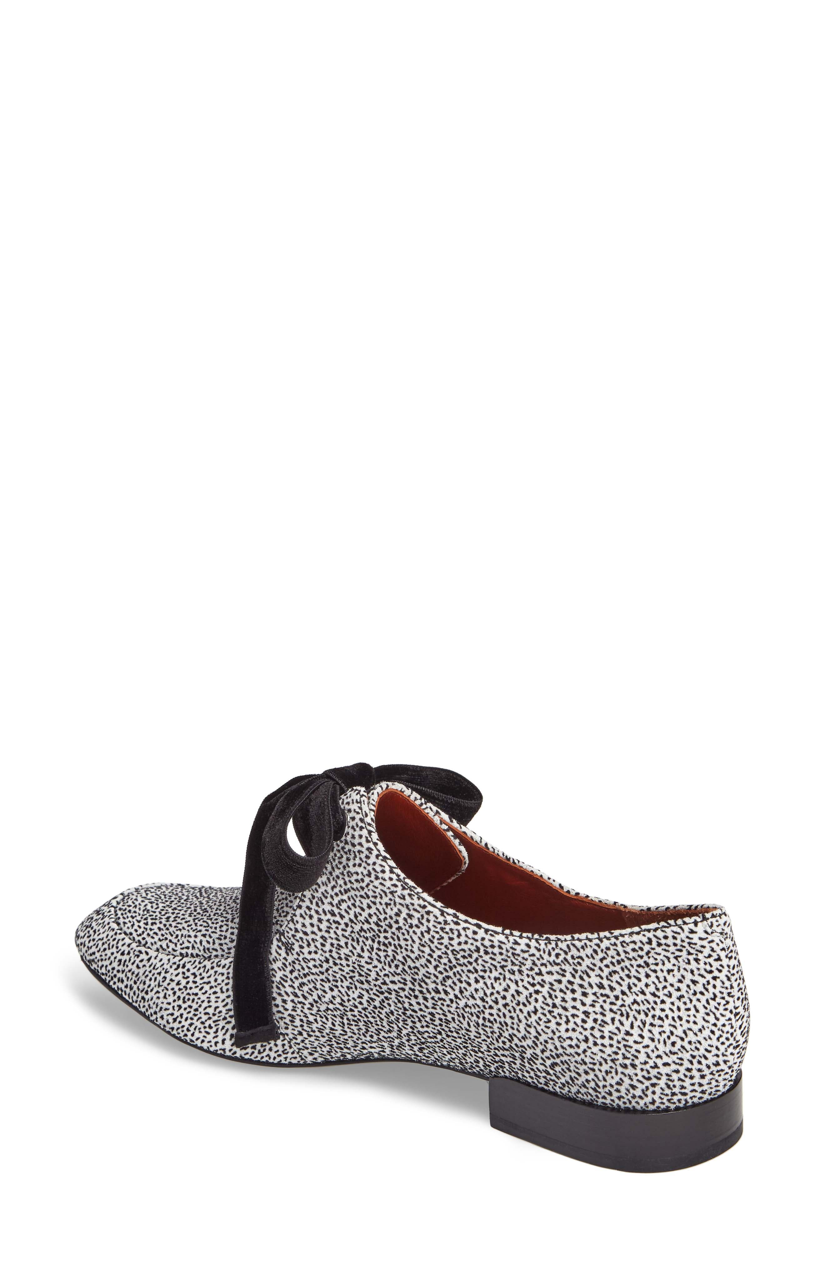 Alternate Image 2  - 3.1 Philip Lim Velvet Bow Loafer (Women)