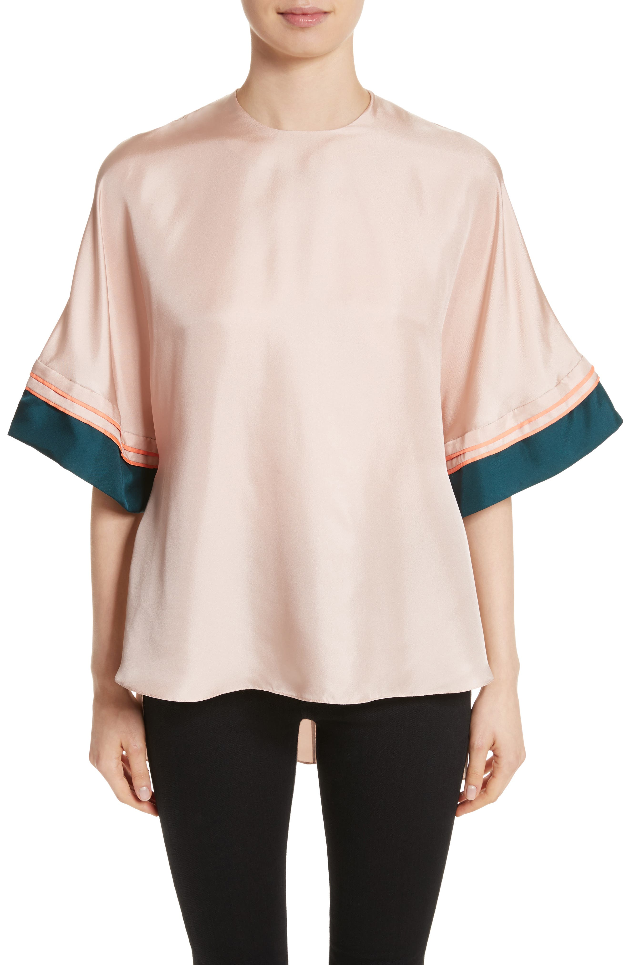 Roksanda Anders Silk Top