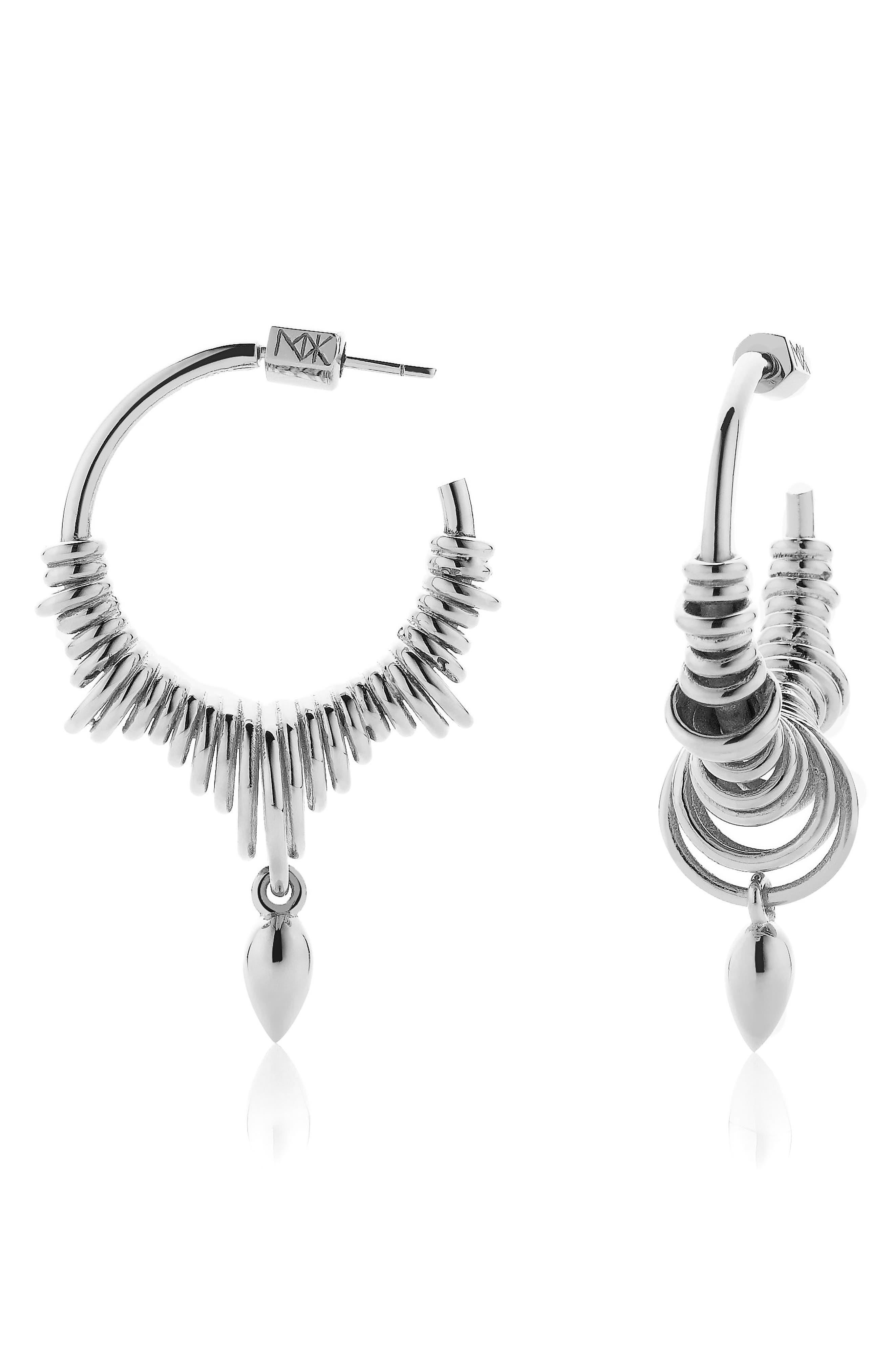 Meadowlark Revival Medium Hoop Earrings