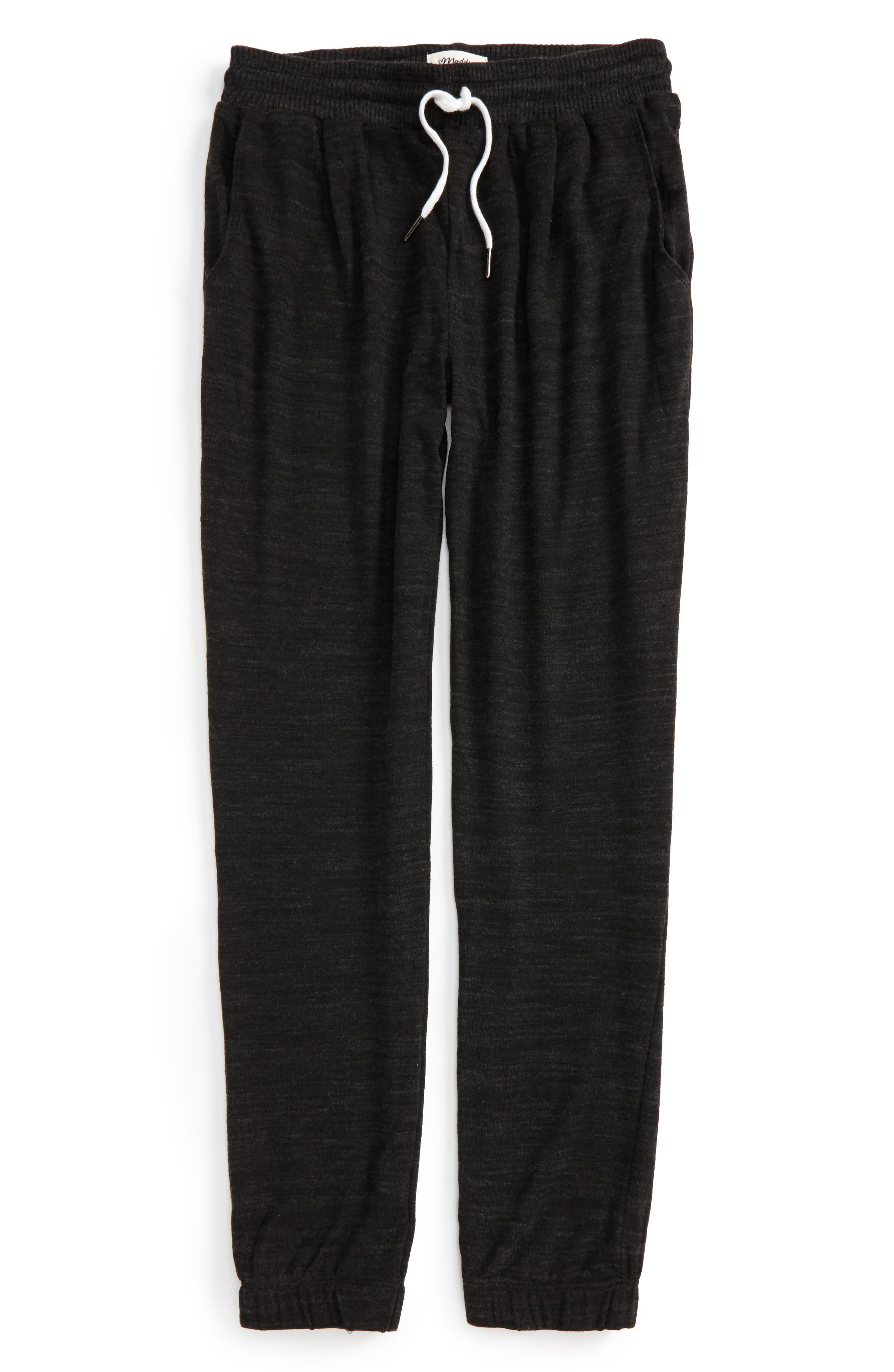 MADDIE Knit Jogger Pants