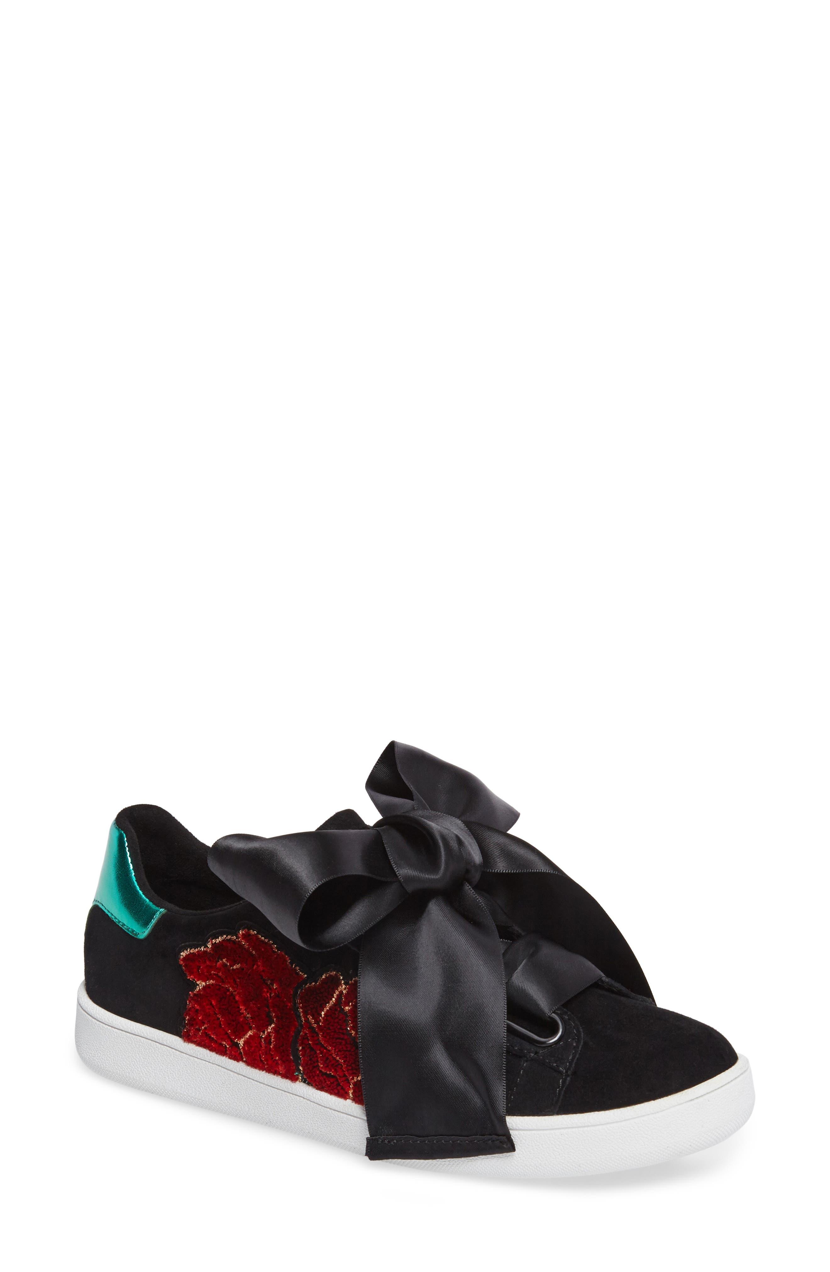 Alternate Image 1 Selected - Jeffrey Campbell Pabst Low-Top Sneaker (Women)