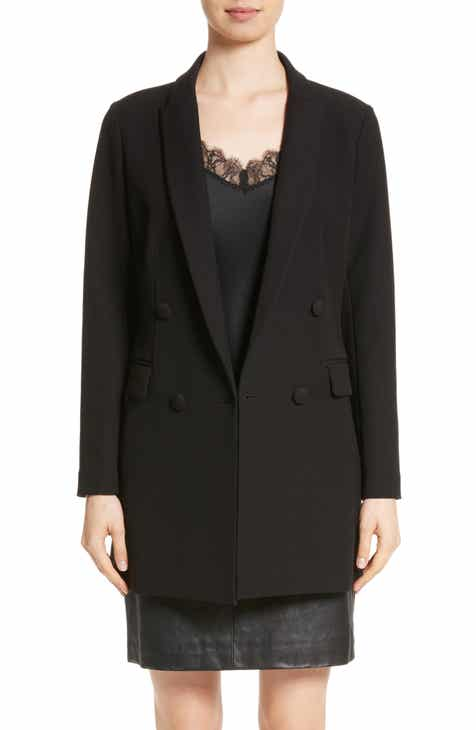 St. John Collection Bella Double Weave Blazer