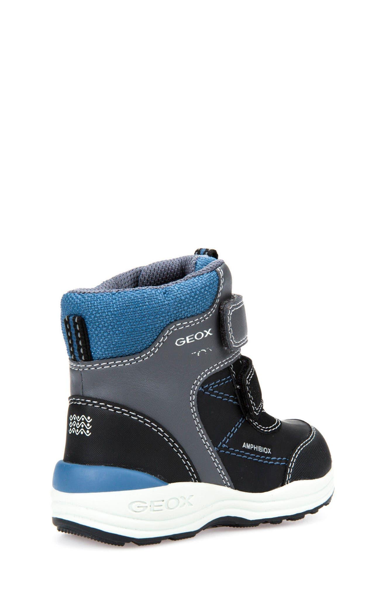 Gulp ABX Waterproof Boot,                             Alternate thumbnail 7, color,                             Dark Grey/ Avio