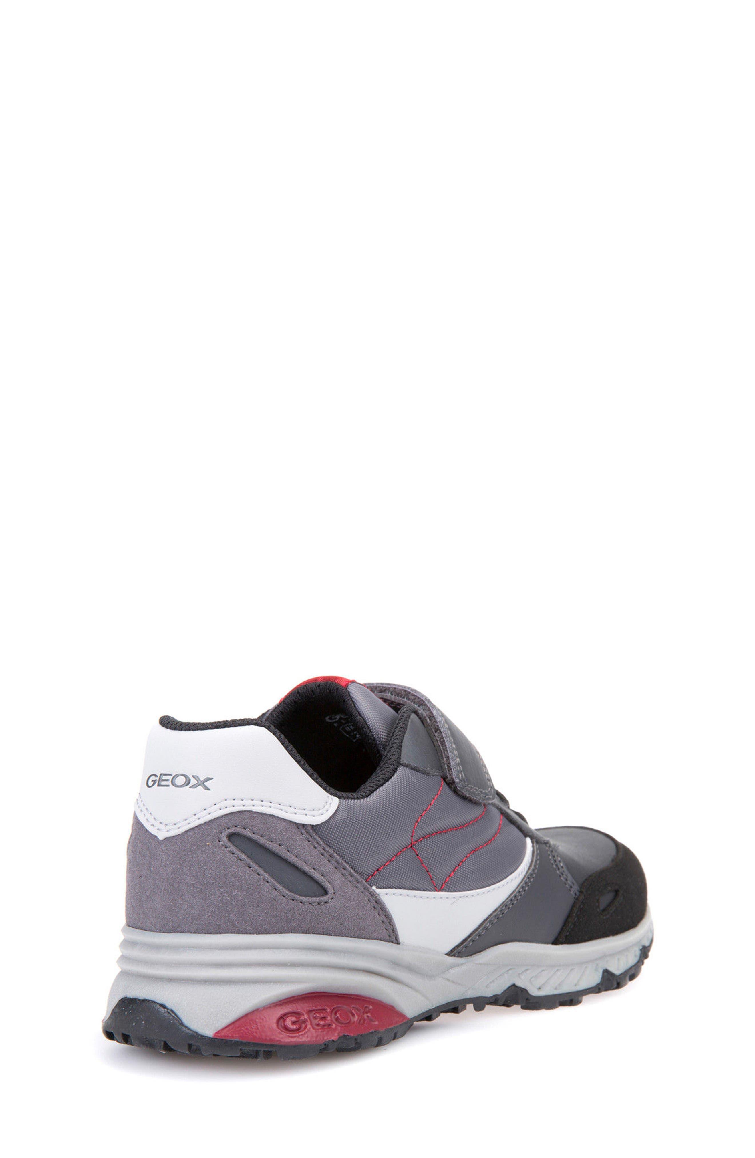 Alternate Image 7  - Geox Jr Bernie Sneaker (Toddler, Little Kid & Big Kid)