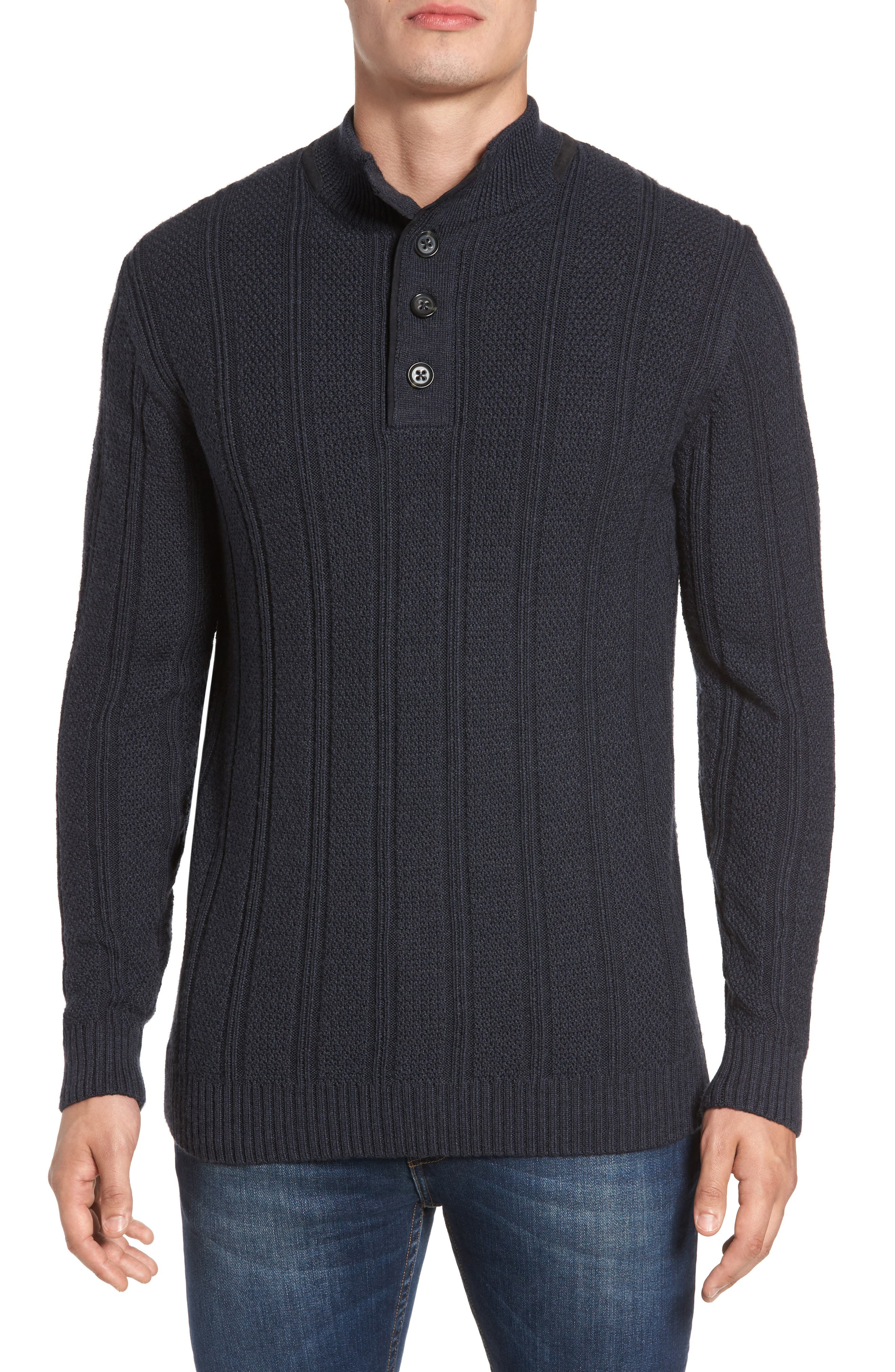 Main Image - Rodd & Gunn Sovereign Island Wool Sweater