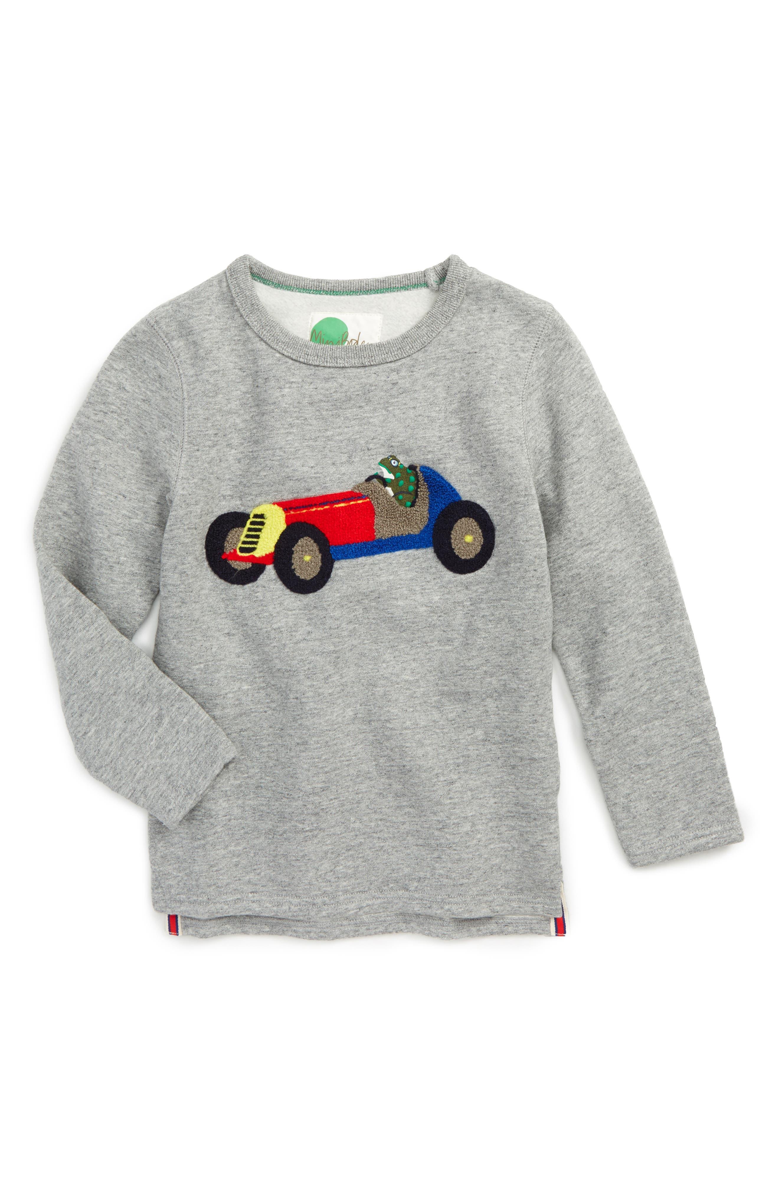 MINI BODEN Open Road Sweatshirt