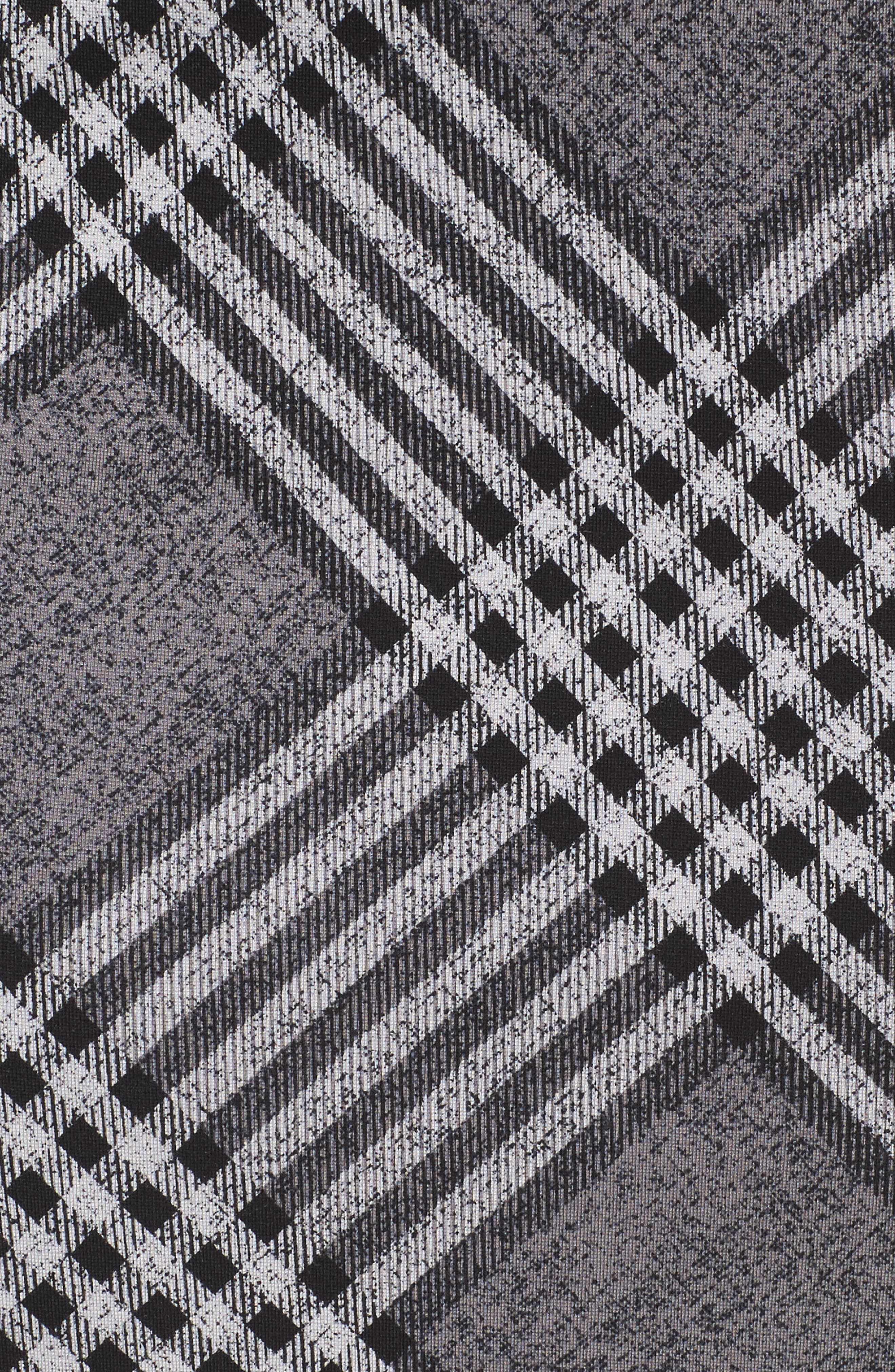 Alternate Image 5  - Melissa McCarthy Seven7 Plaid Pencil Skirt (Plus Size)