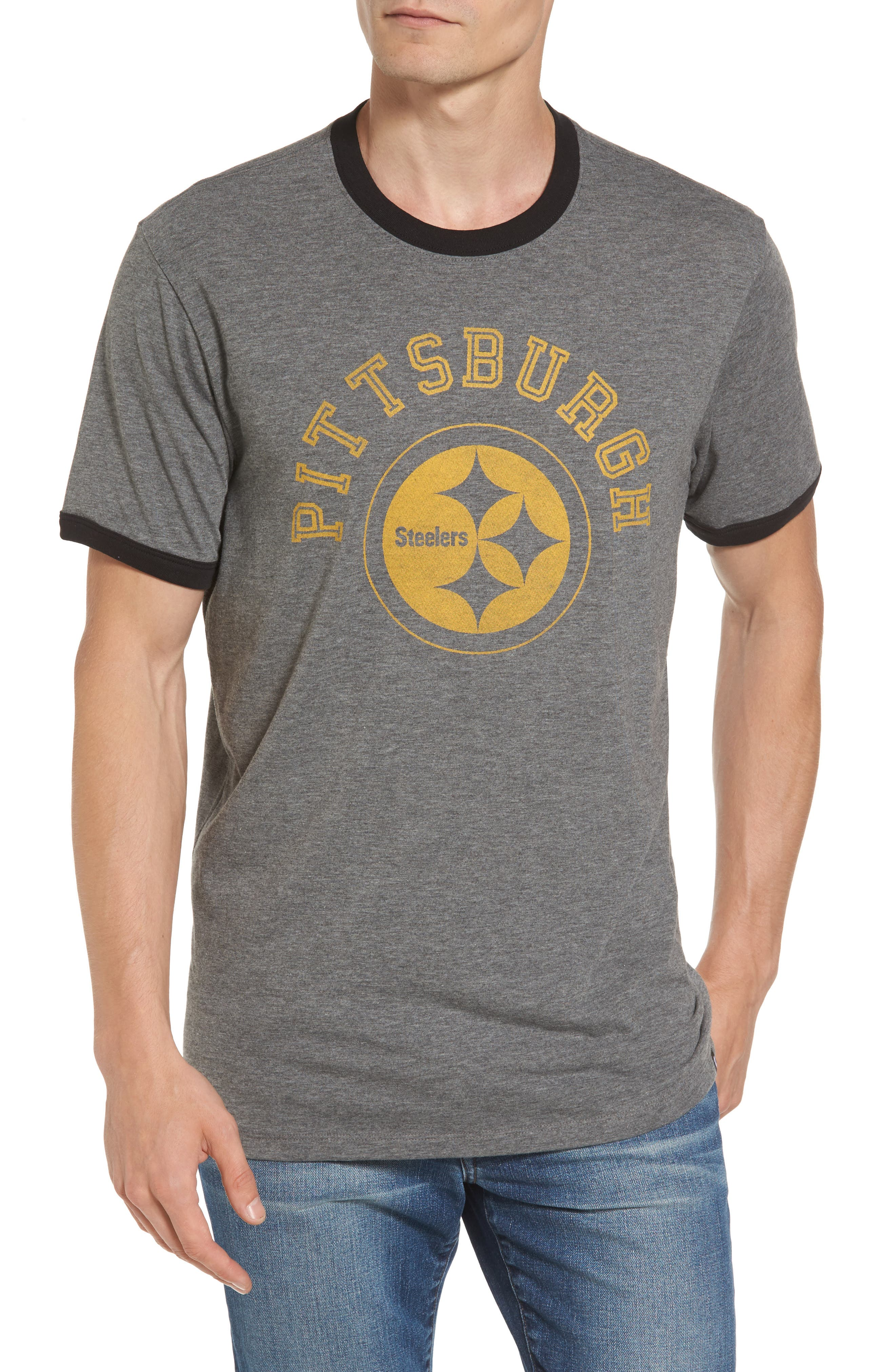 '47 Pittsburgh Steelers Ringer T-Shirt