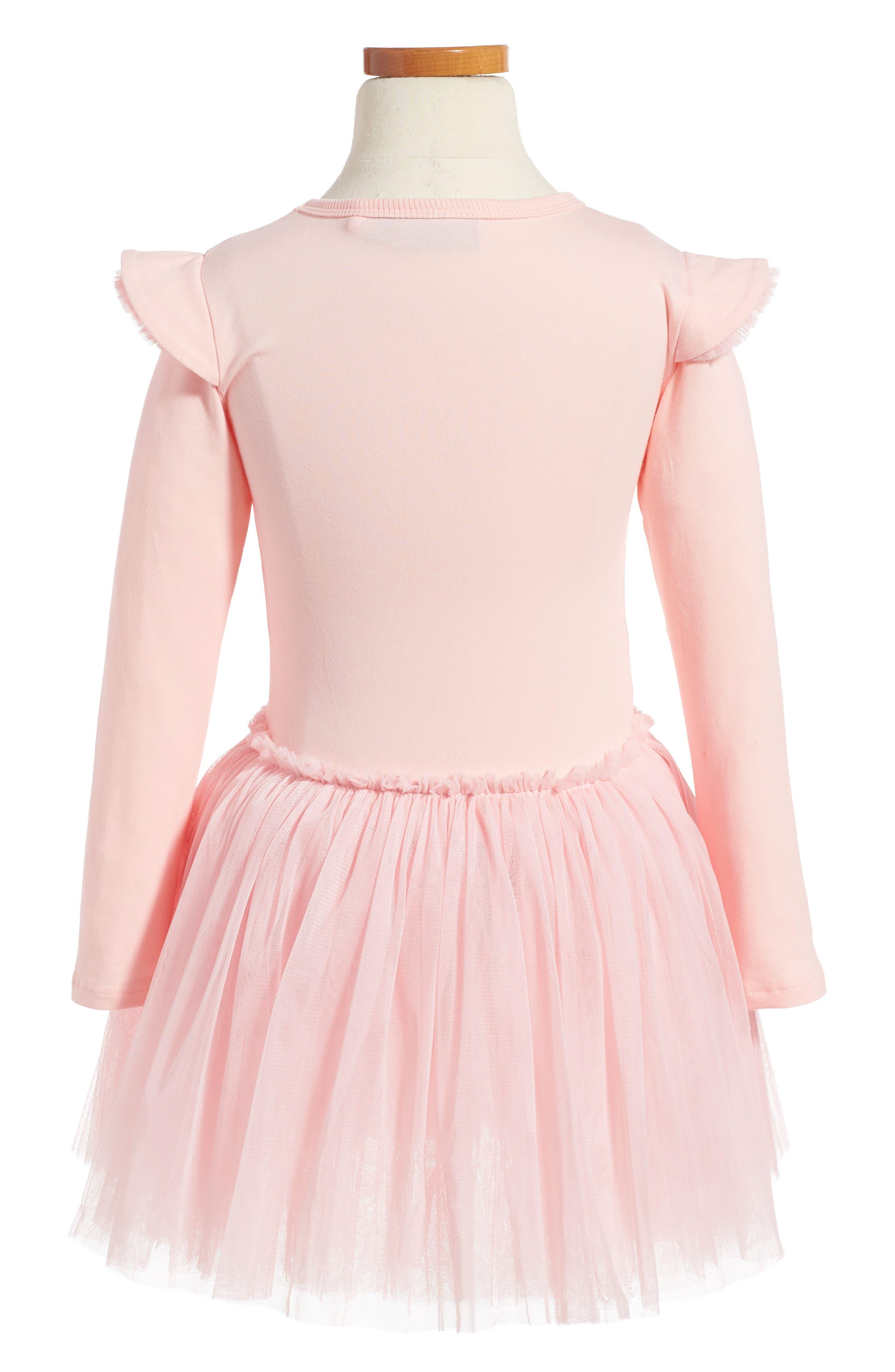 Alternate Image 2  - Rock Your Kid Harlequin Circus Dress (Toddler Girls & Little Girls)