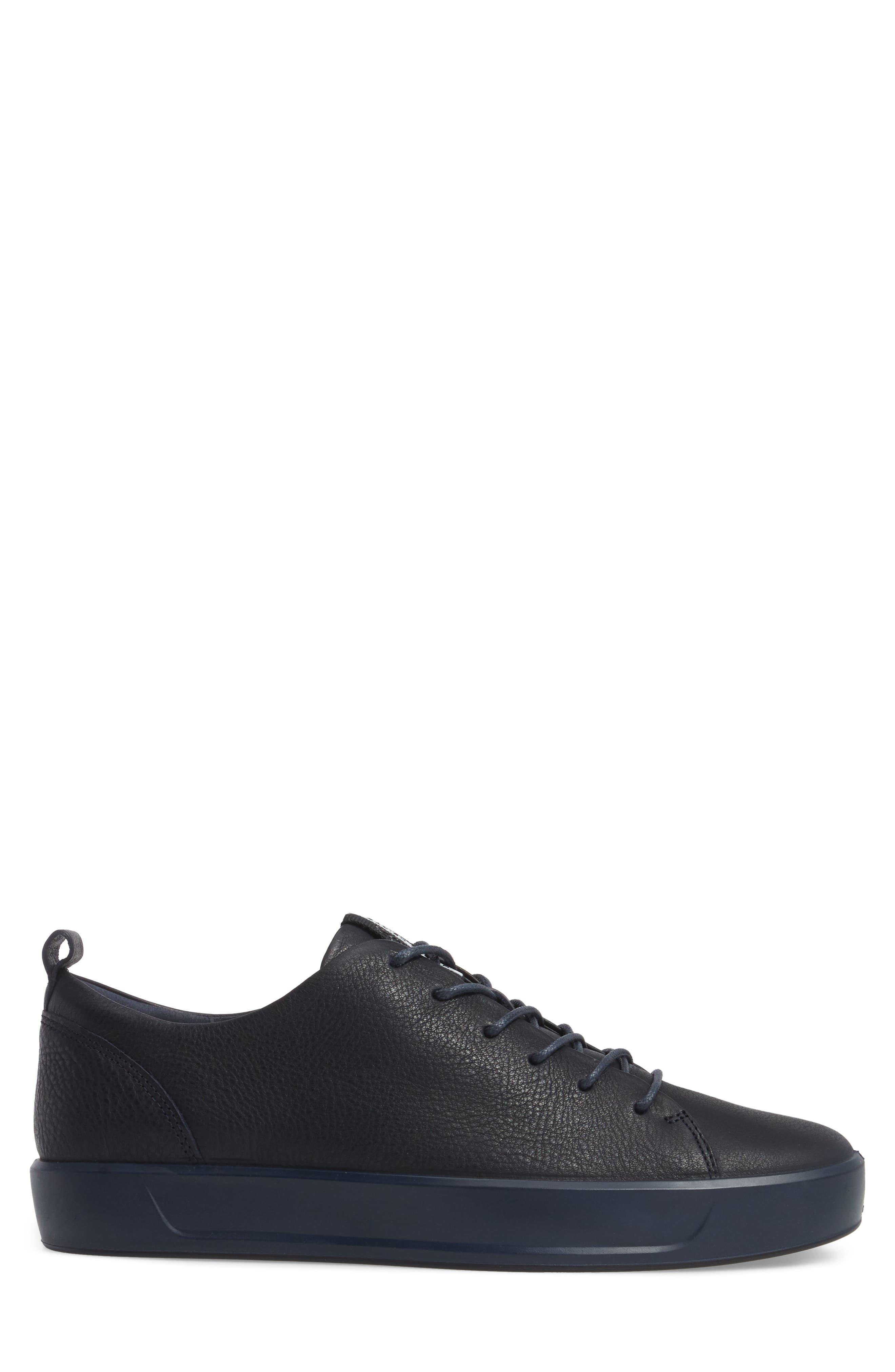 Alternate Image 3  - ECCO Soft 8 Sneaker (Men)
