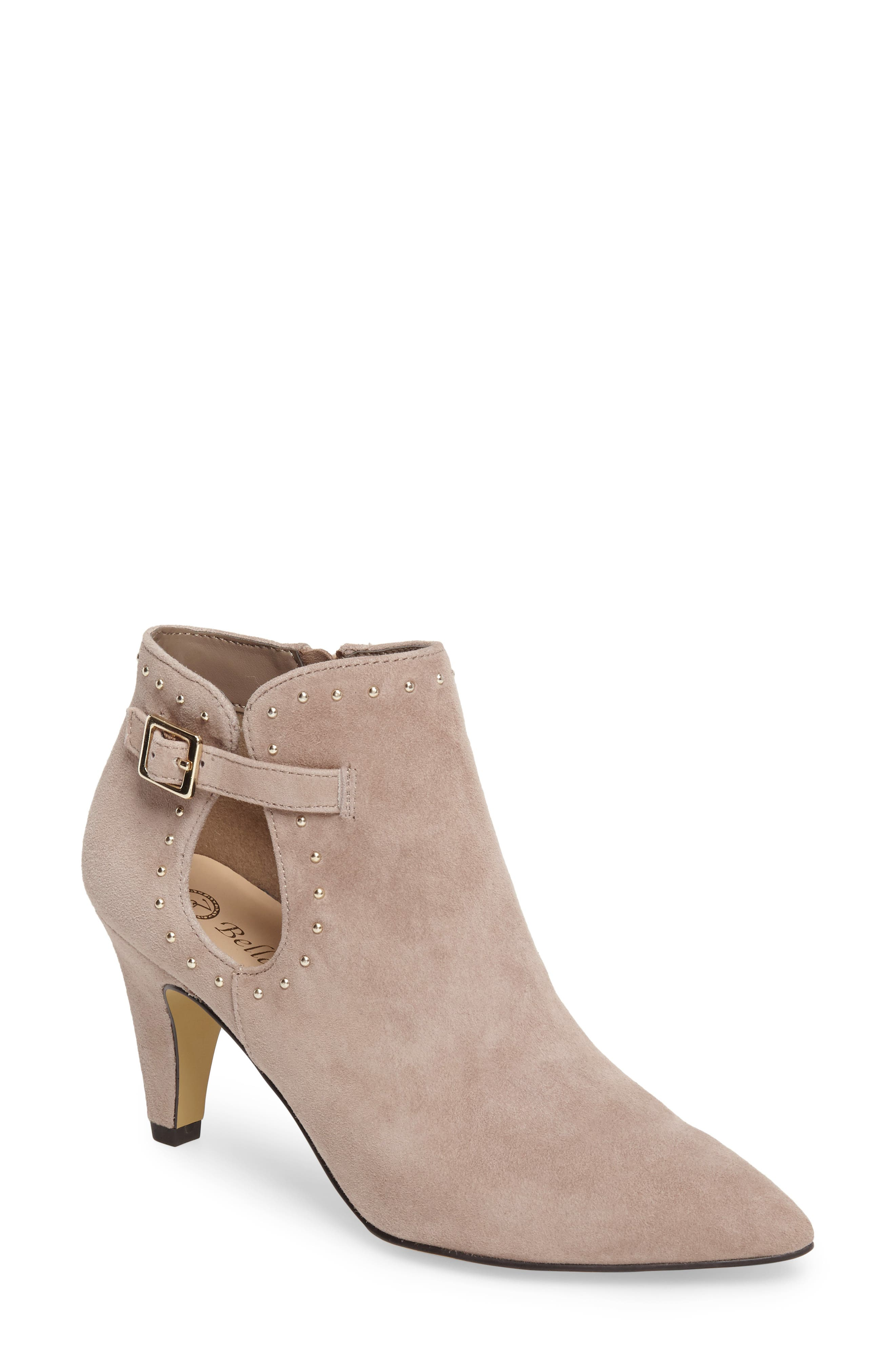 Bella Vita Delfina Pointy Toe Bootie (Women)