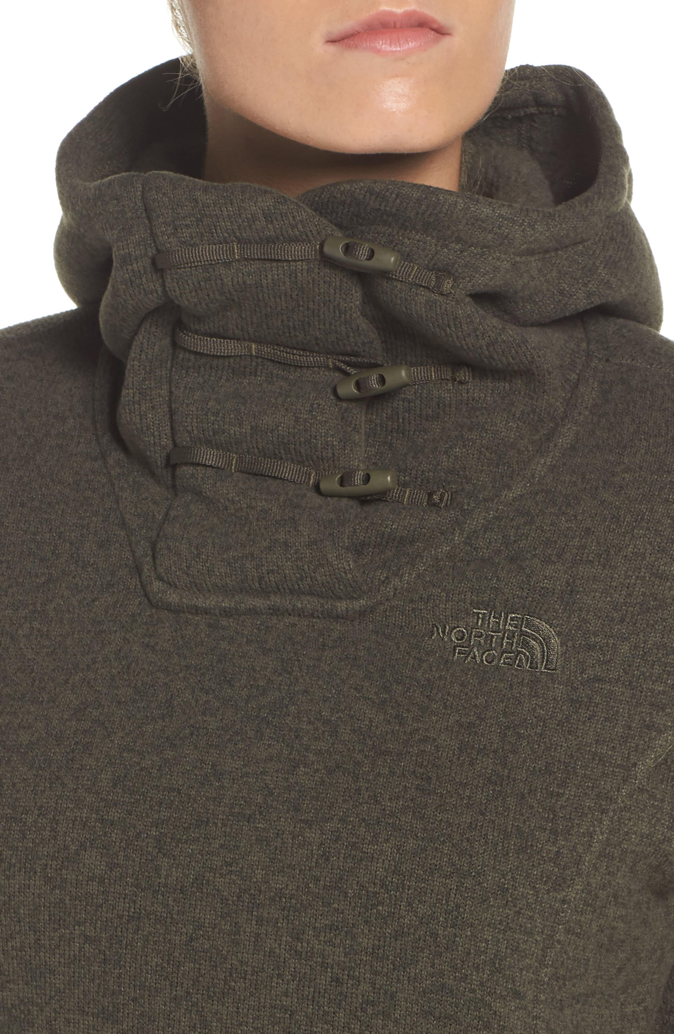 Alternate Image 4  - The North Face Crescent Hooded Pullover