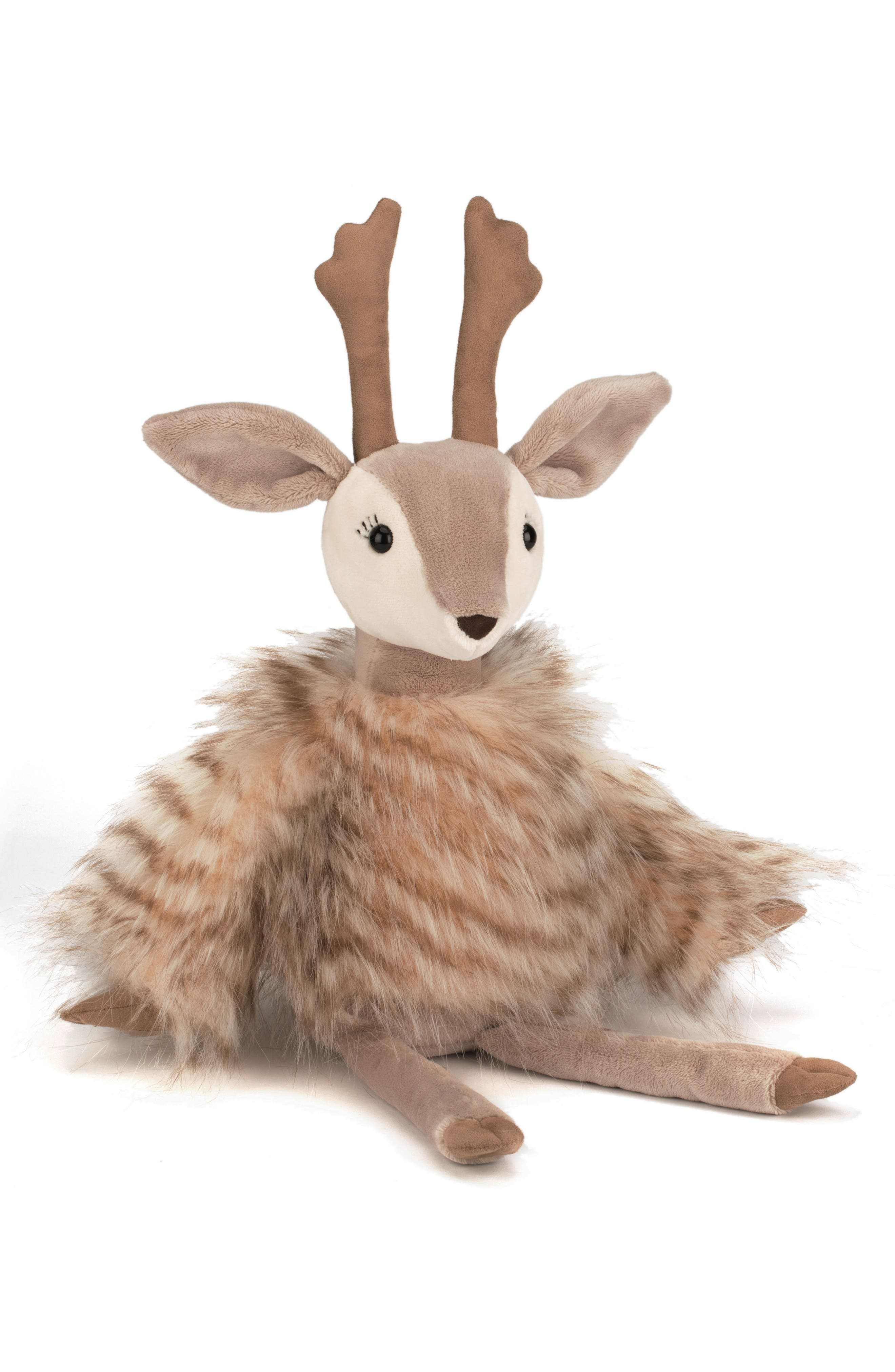 Jellycat Medium Roxie Reindeer Stuffed Animal