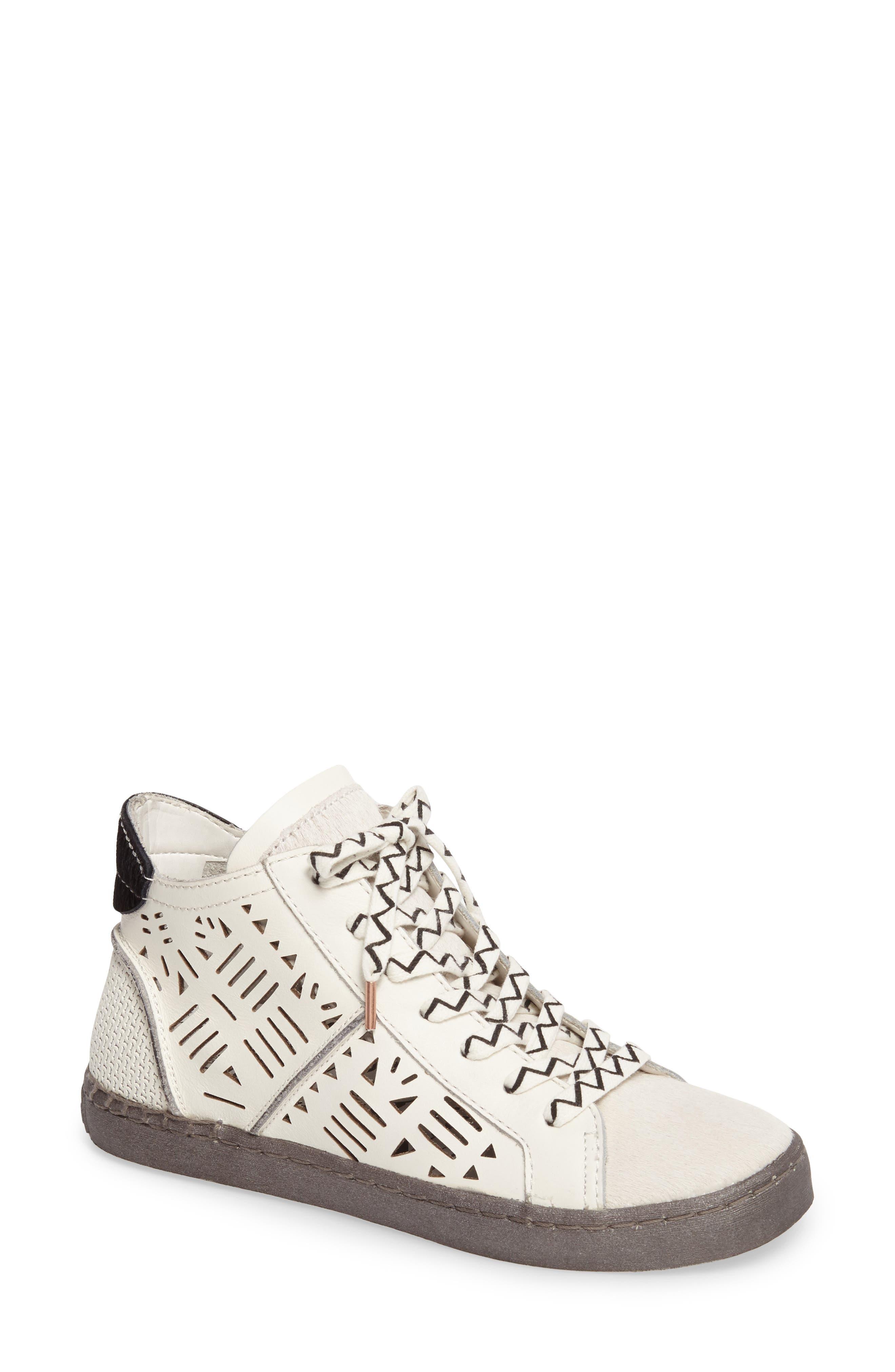 Dolce Vita Zeus Genuine Calf Hair Sneaker (Women)