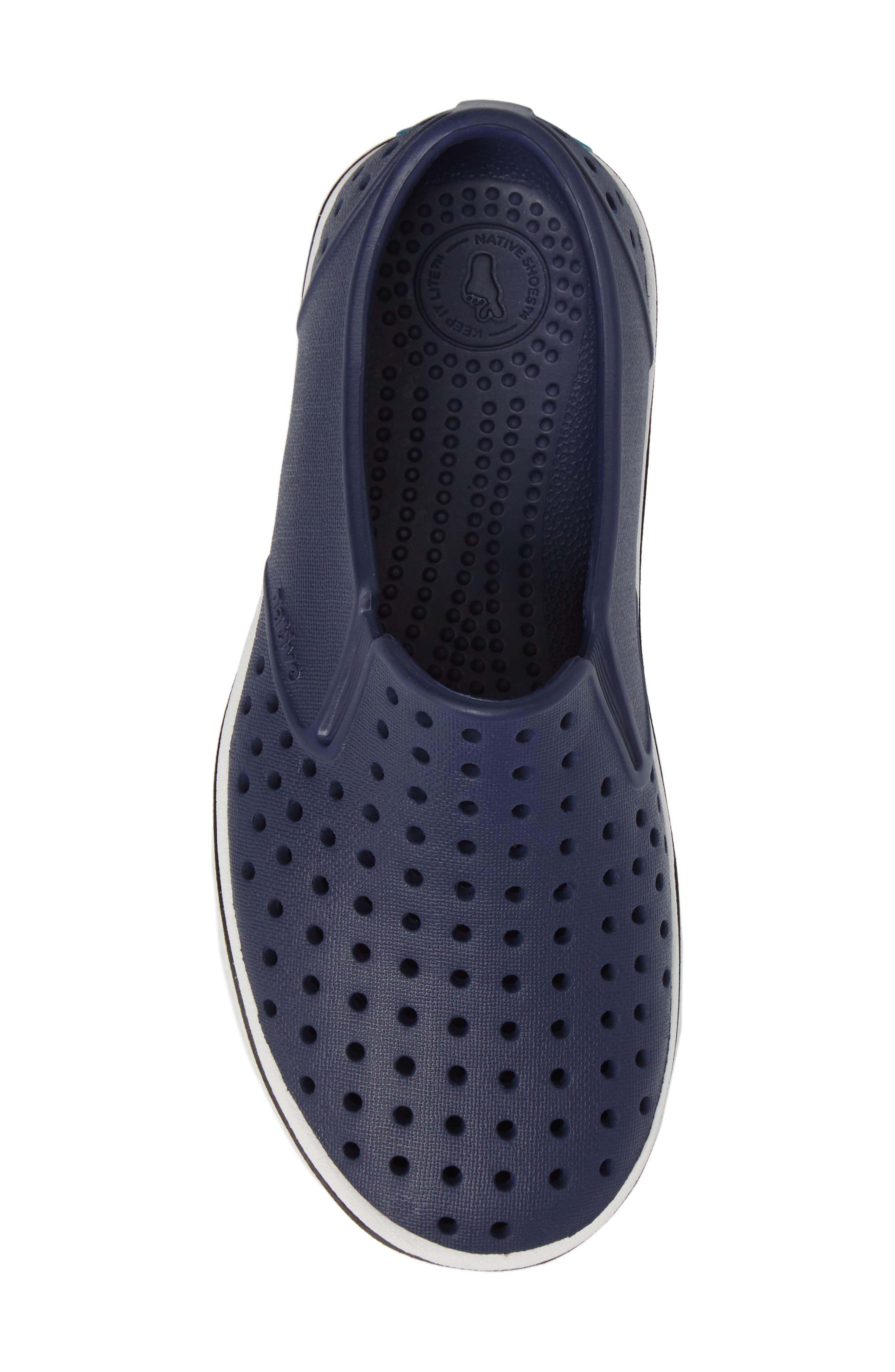Alternate Image 4  - Native Shoes Miles Slip-On Sneaker (Little Kid)