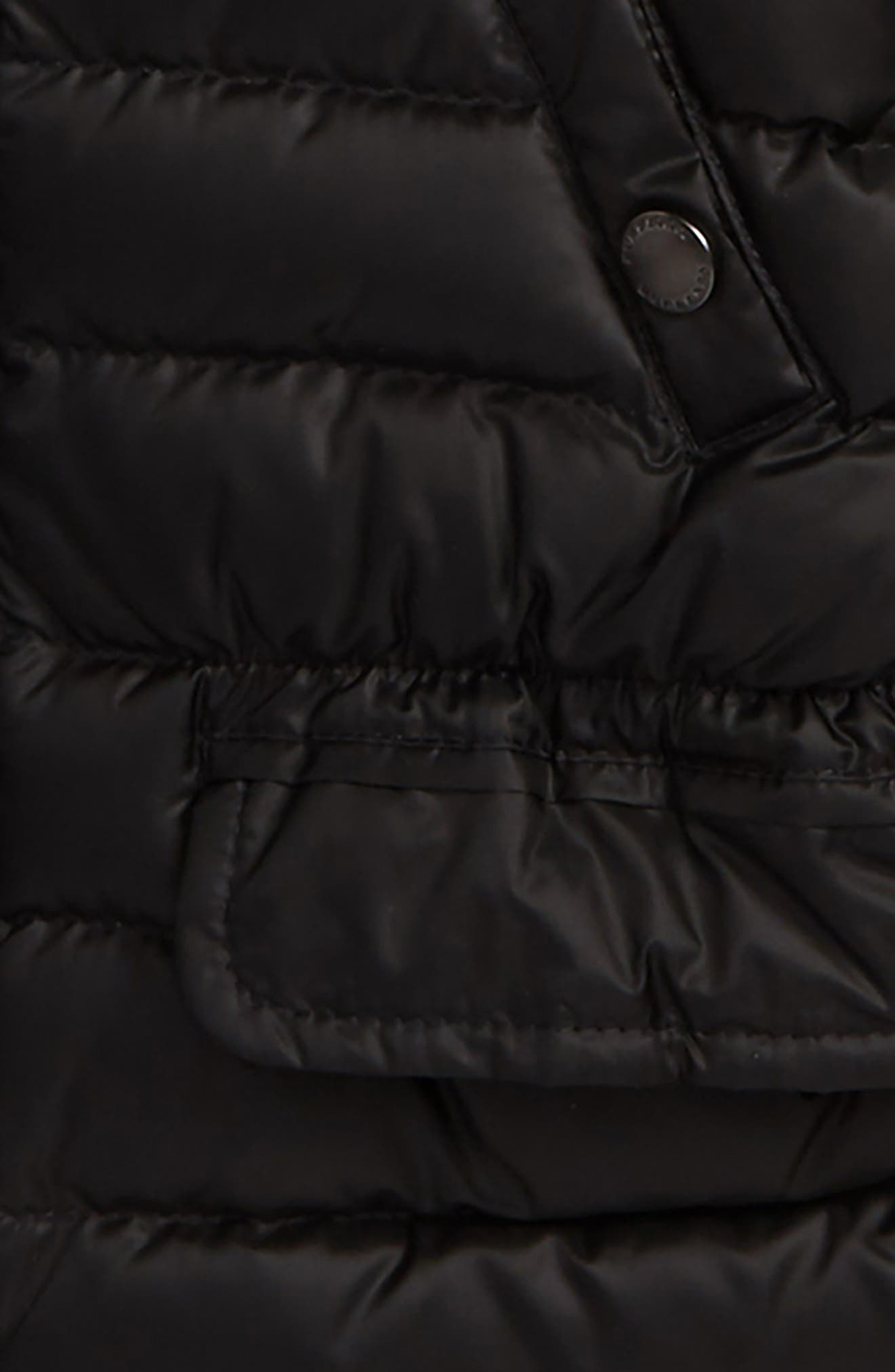 Alternate Image 2  - Burberry Mini Bronwyn Quilted Down Jacket (Baby & Toddler)