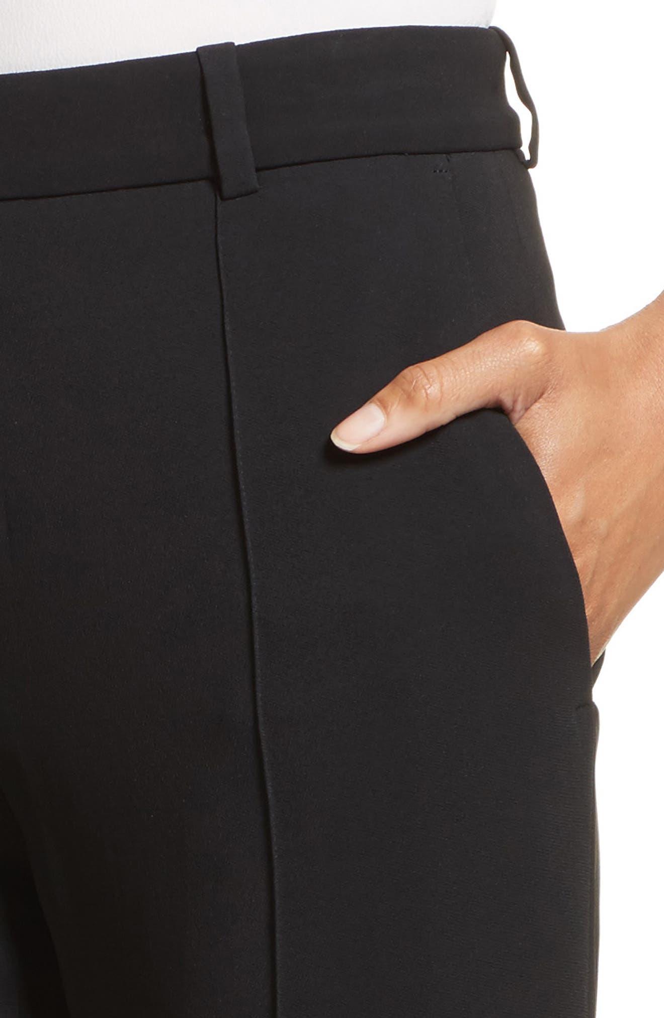 Alternate Image 8  - Victoria Beckham Flare Pants