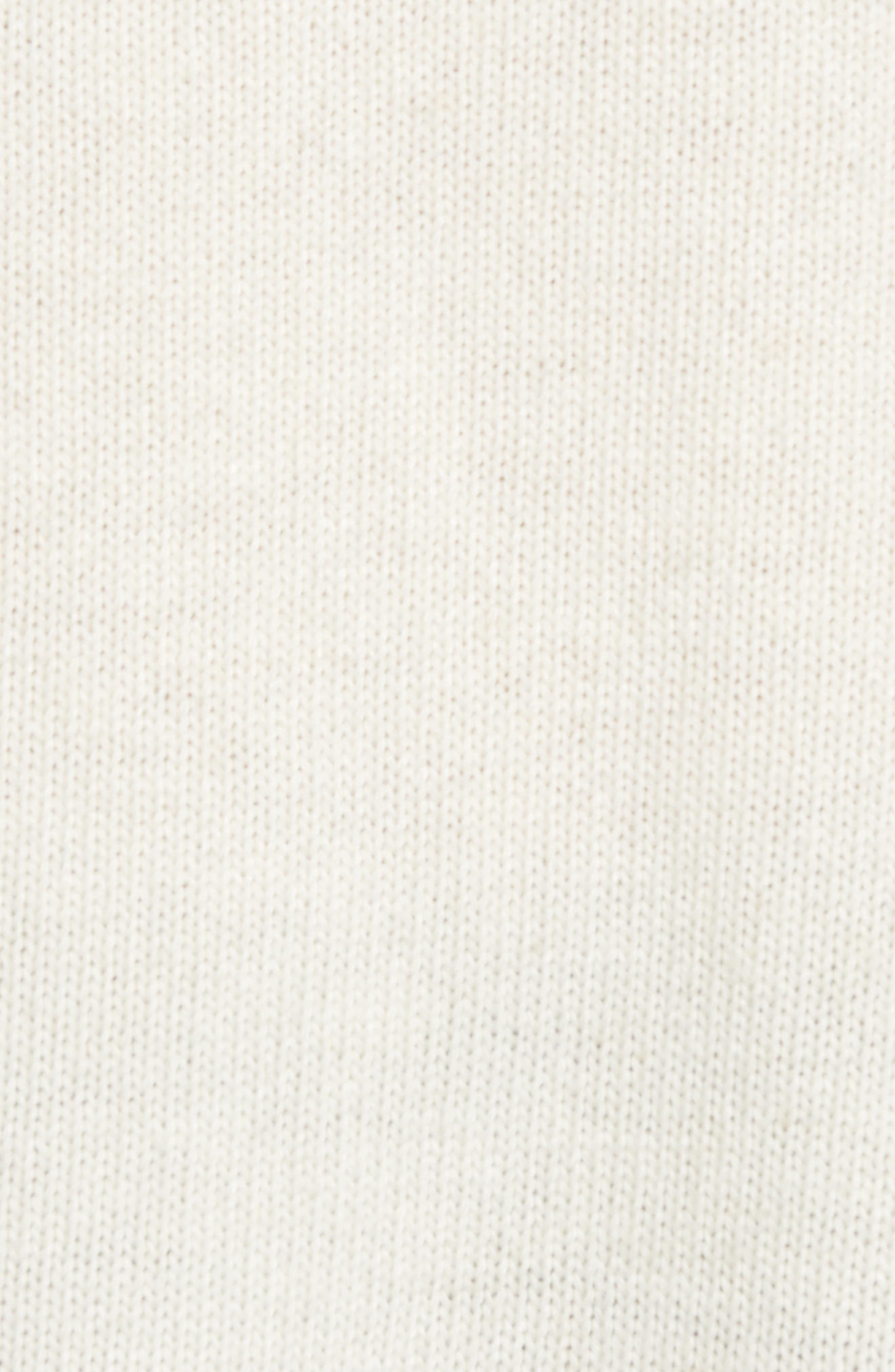 Alternate Image 6  - Moon River Side Slit Sweater