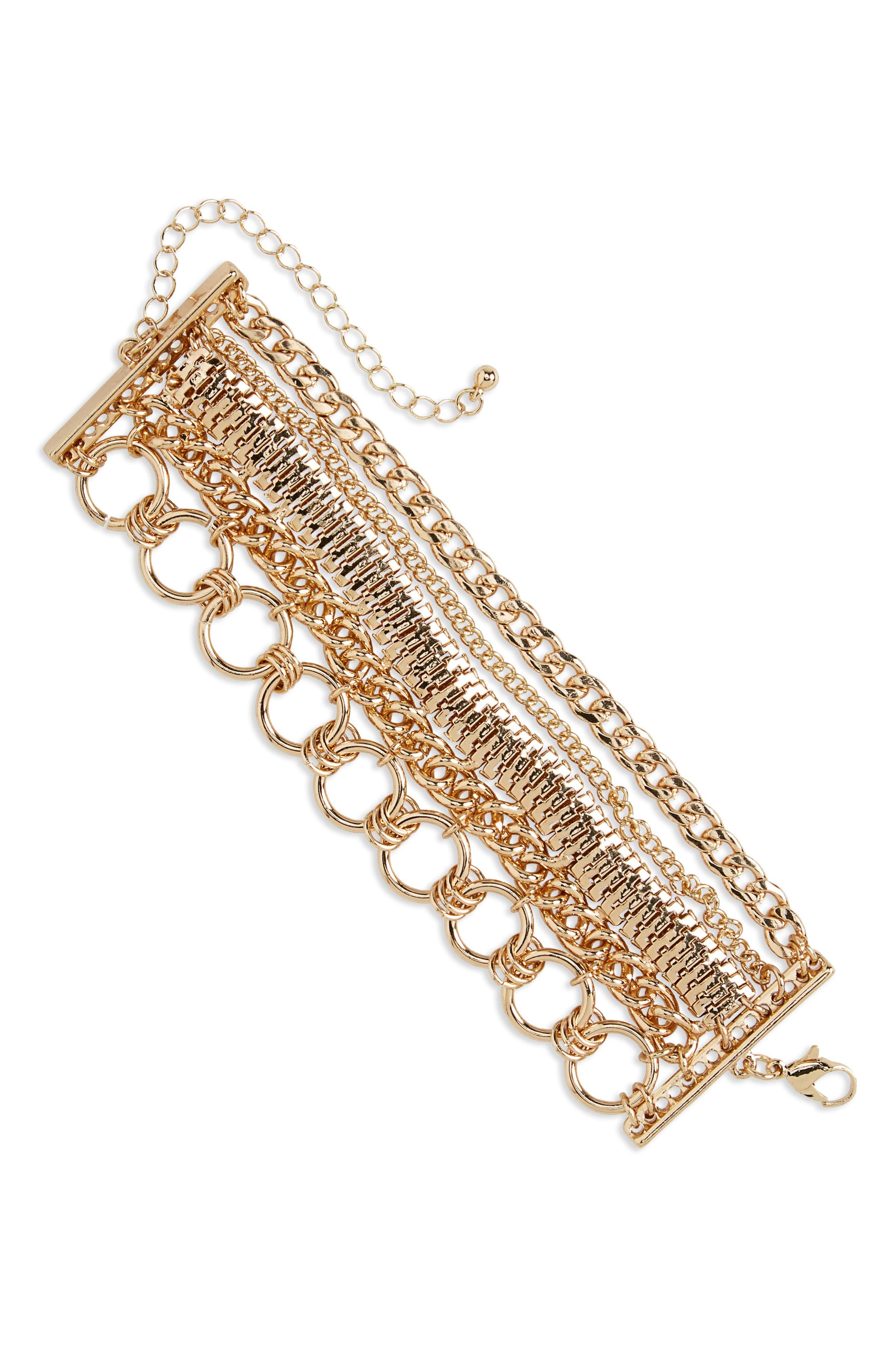 BP. Chain Bracelet