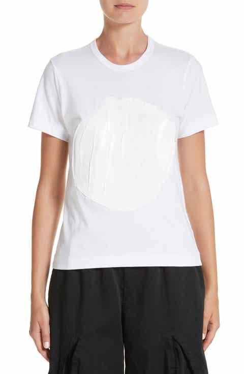 White Designer T Shirts For Women Nordstrom Nordstrom