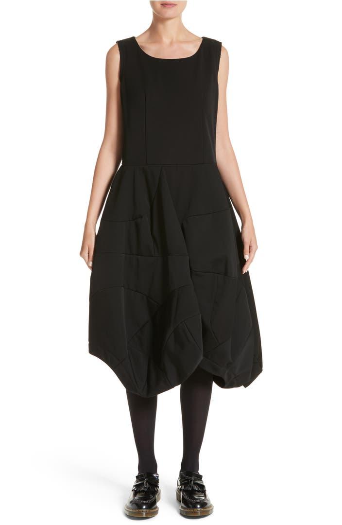 comme des gar ons bending skirt wool dress nordstrom. Black Bedroom Furniture Sets. Home Design Ideas