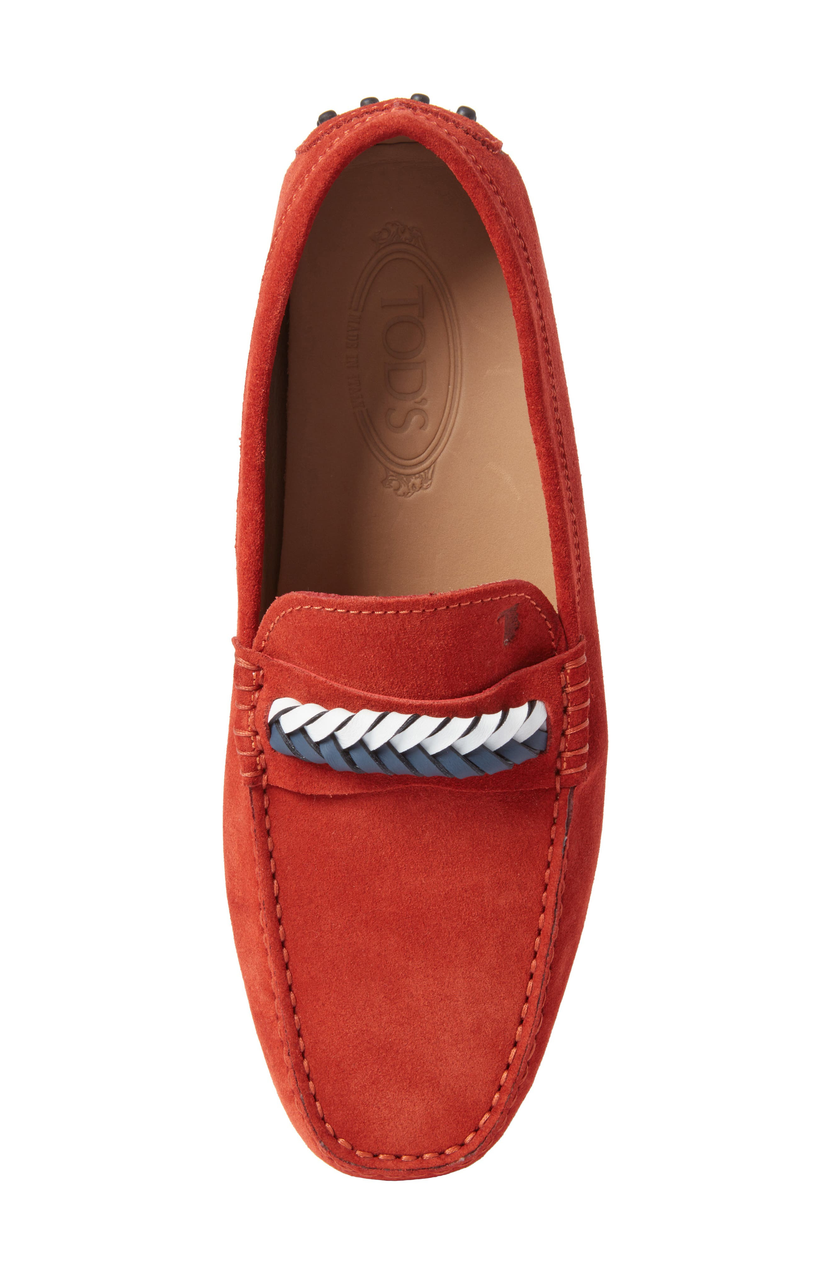 Alternate Image 5  - Tod's Gommini Driving Shoe (Men)