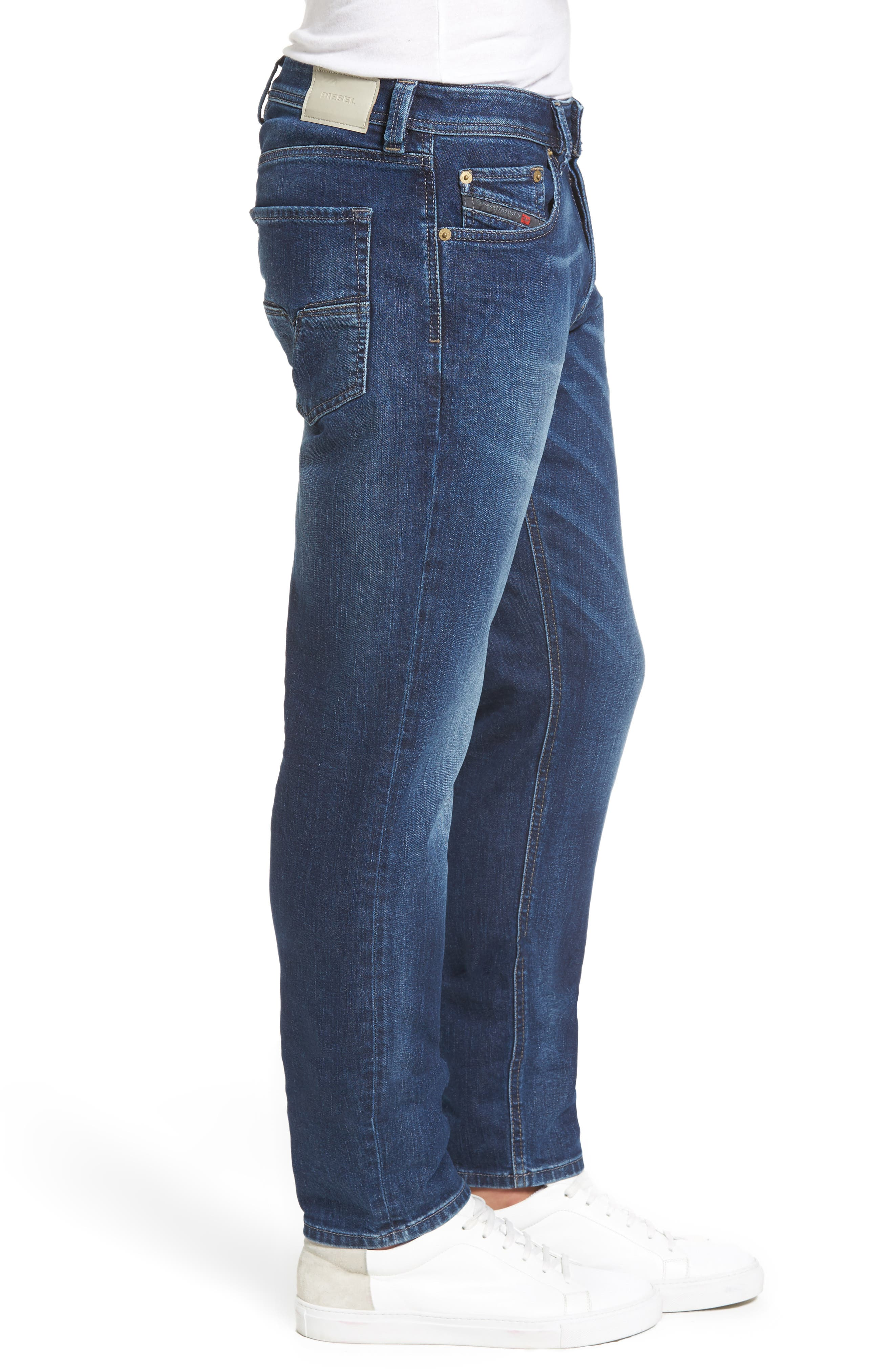 Alternate Image 3  - DIESEL® Larkee-Beex Relaxed Fit Jeans