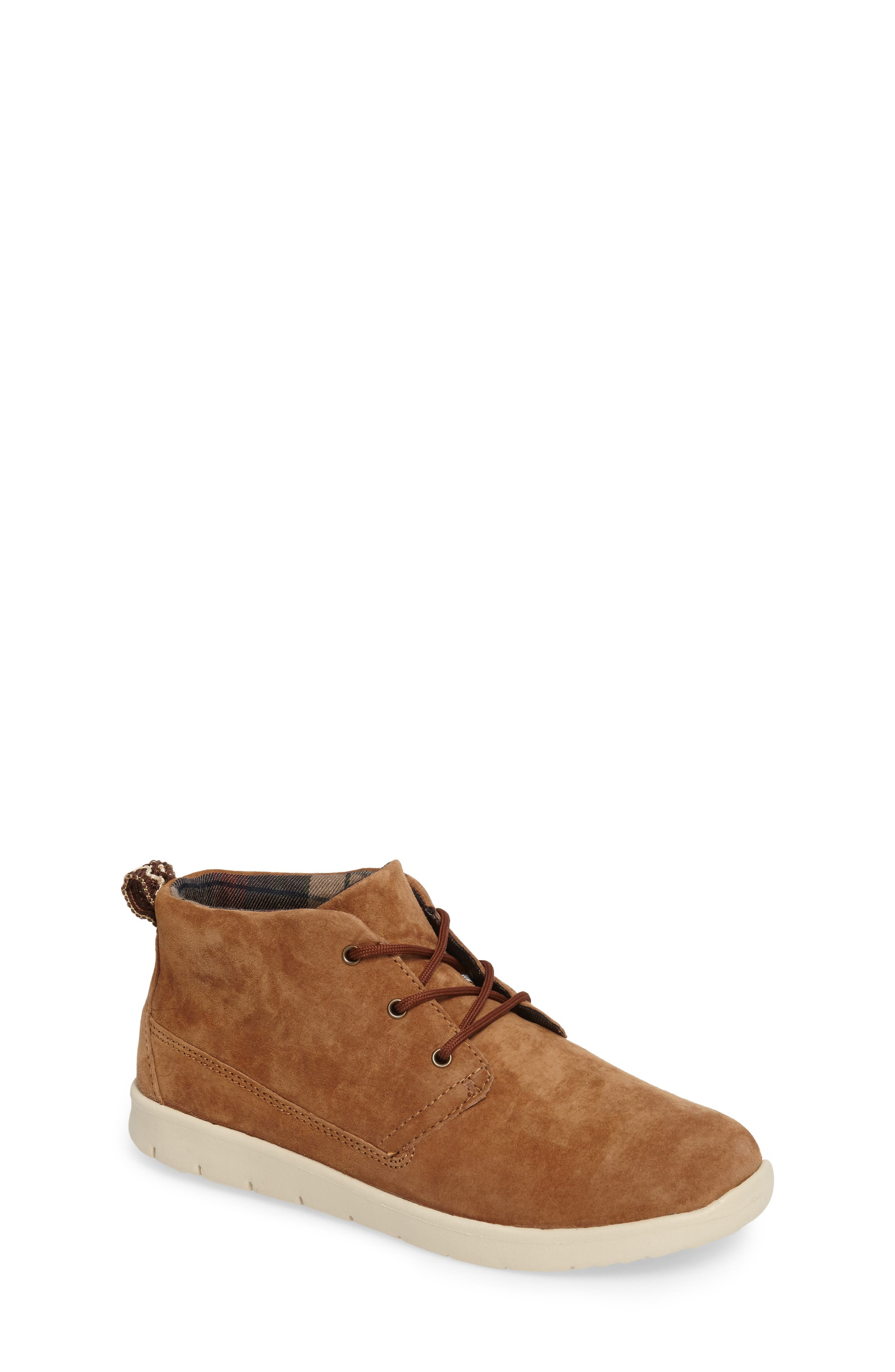 Alternate Image 1 Selected - UGG® Canoe Chukka Boot (Walker, Toddler, Little Kid & Big Kid)