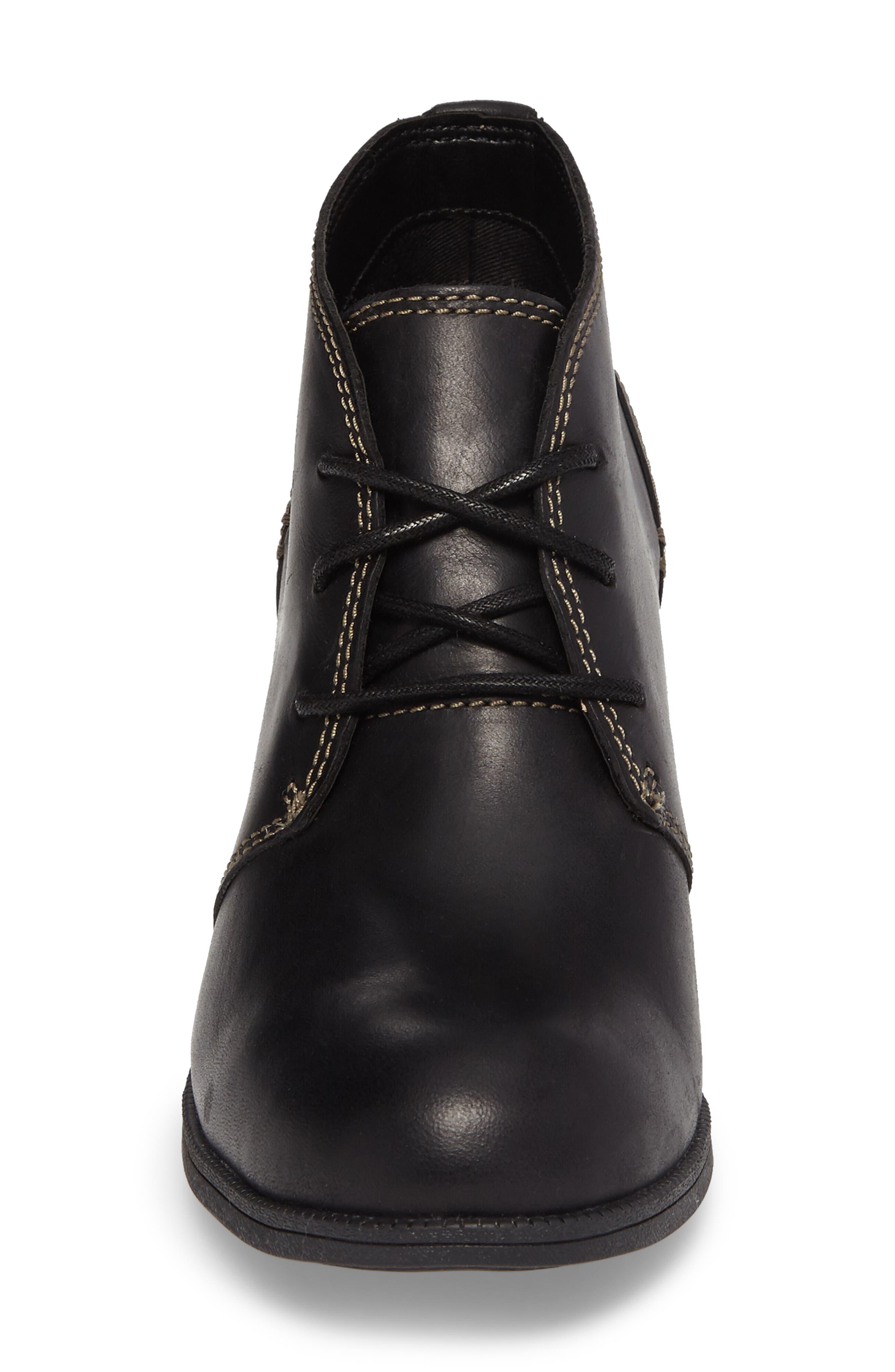 Alternate Image 4  - Clarks® Maypearl Floral Boot (Women)