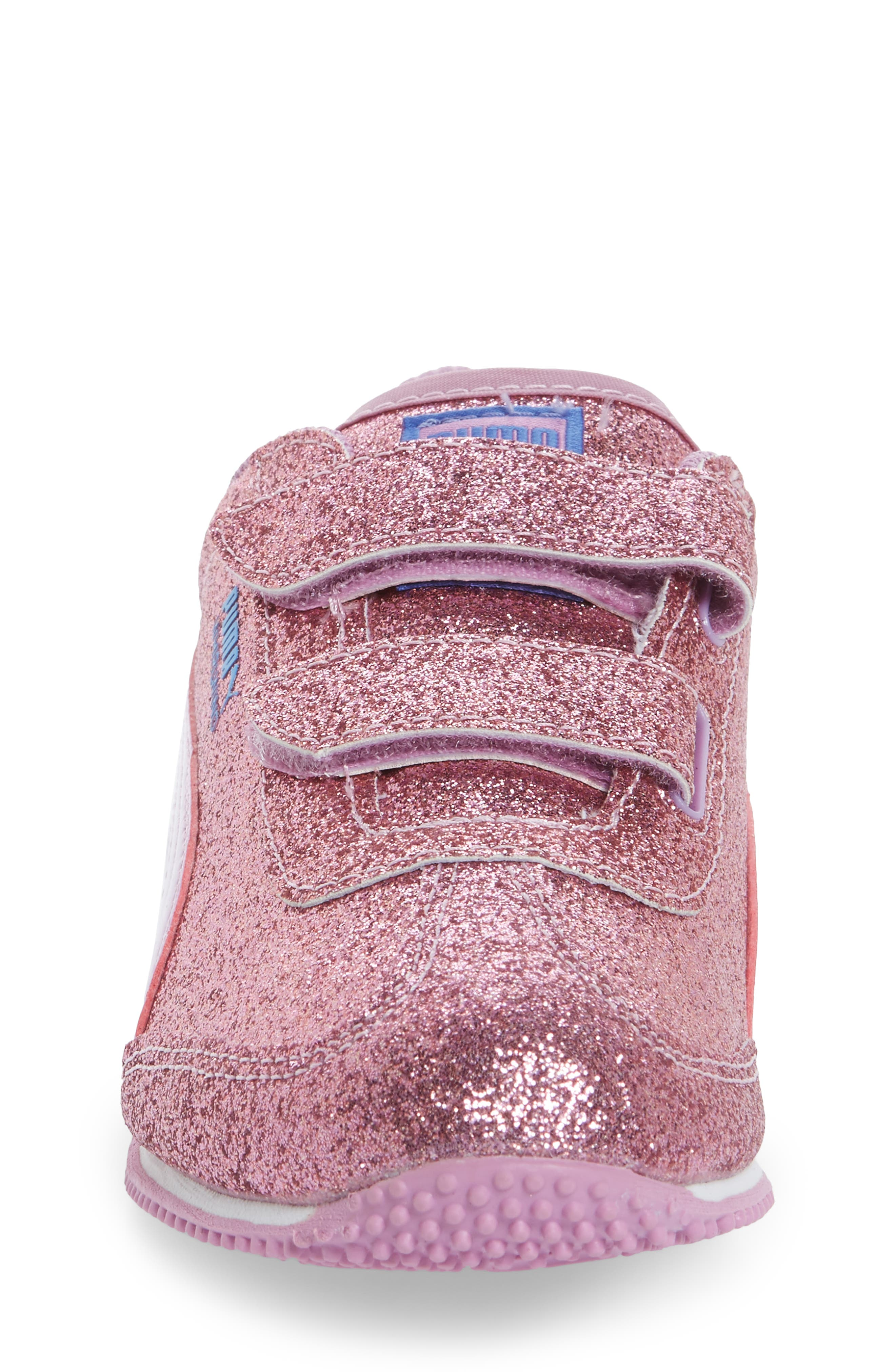 Whirlwind Glitz Sneaker,                             Alternate thumbnail 4, color,                             Purple