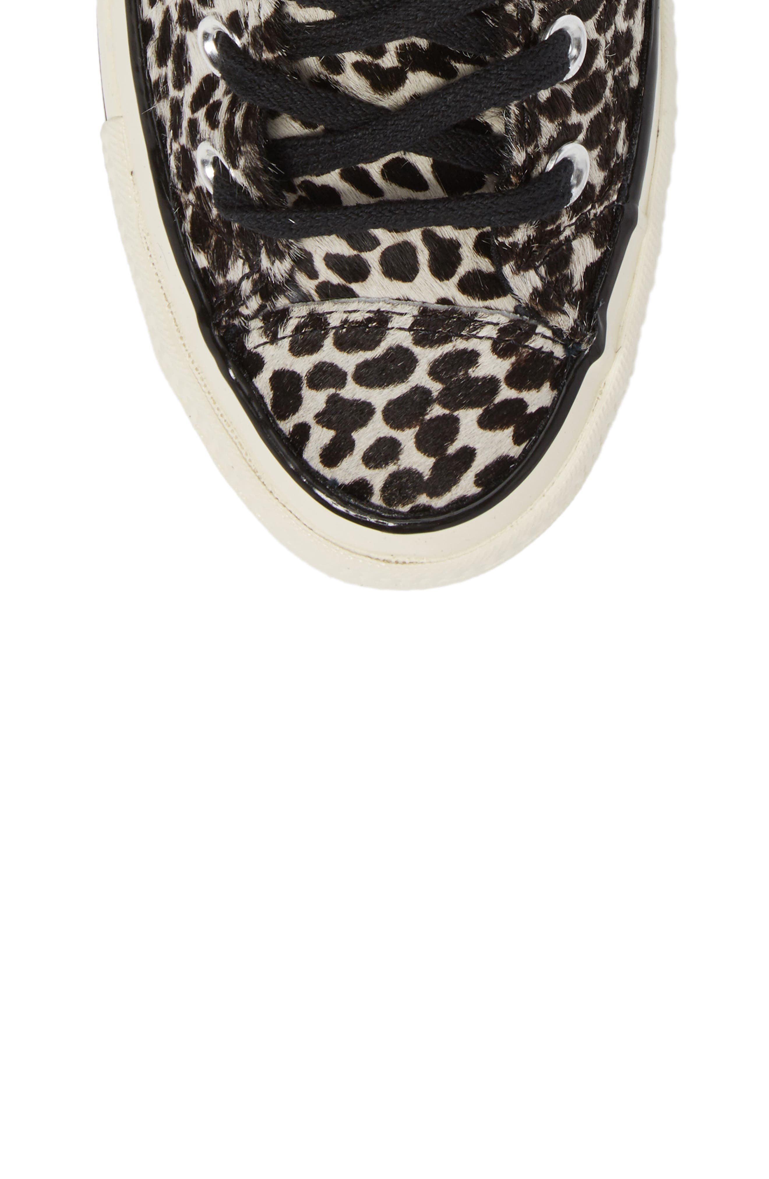 Alternate Image 5  - Converse Chuck Taylor® All Star® 70 Genuine Calf Hair High Top Sneaker (Women)