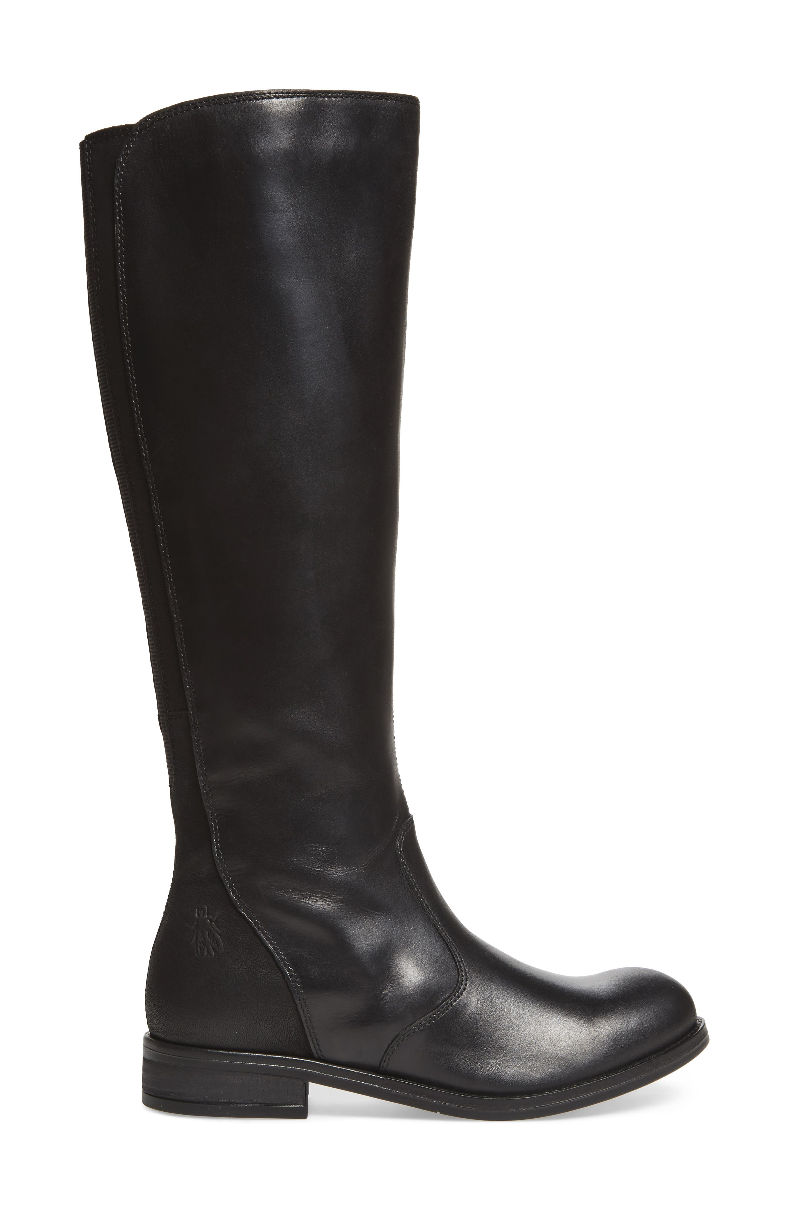 Alternate Image 3  - Fly London Axil Elastic Back Riding Boot (Women)
