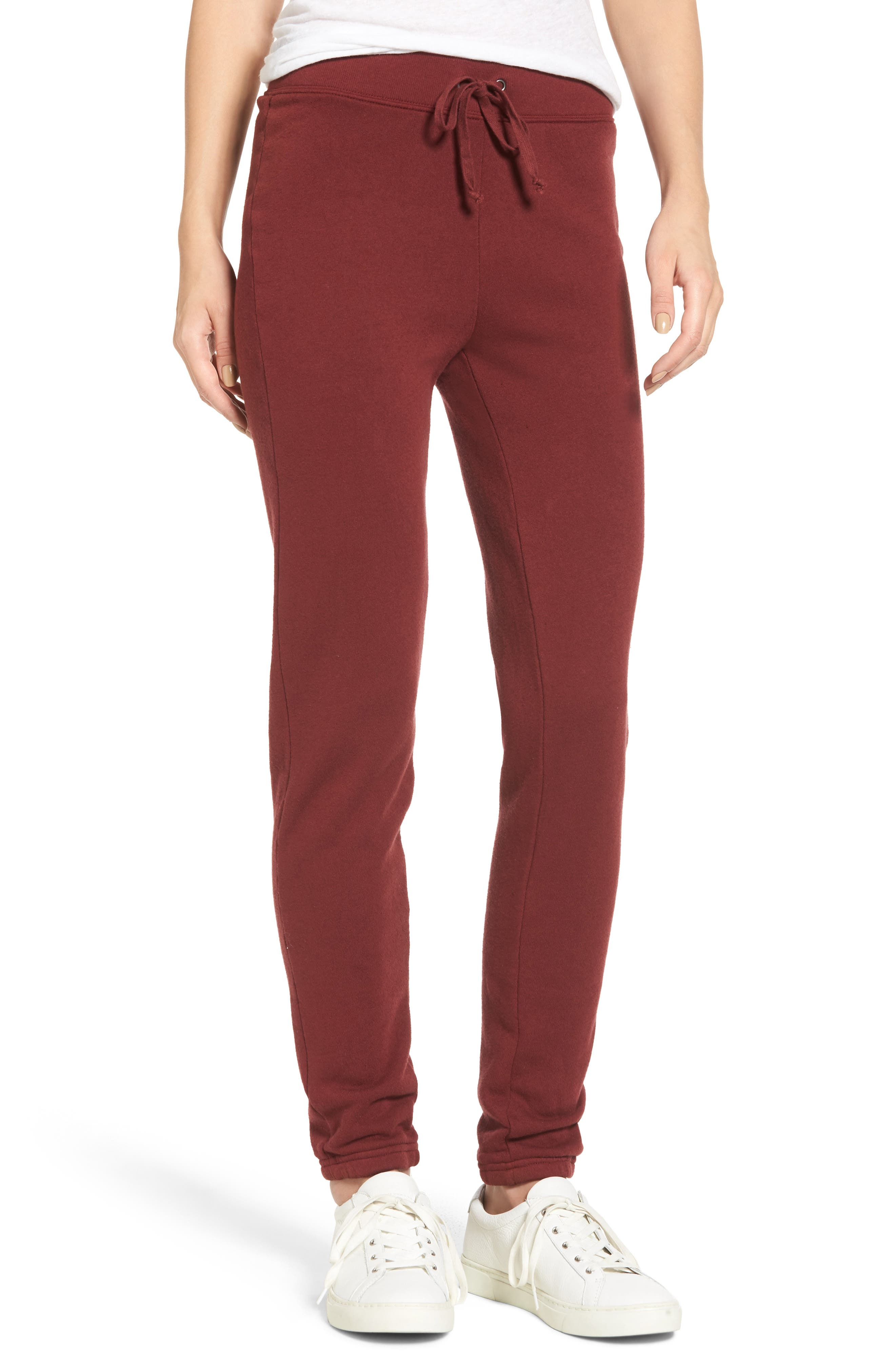 Alternate Image 1 Selected - Pam & Gela Fleece Sweatpants