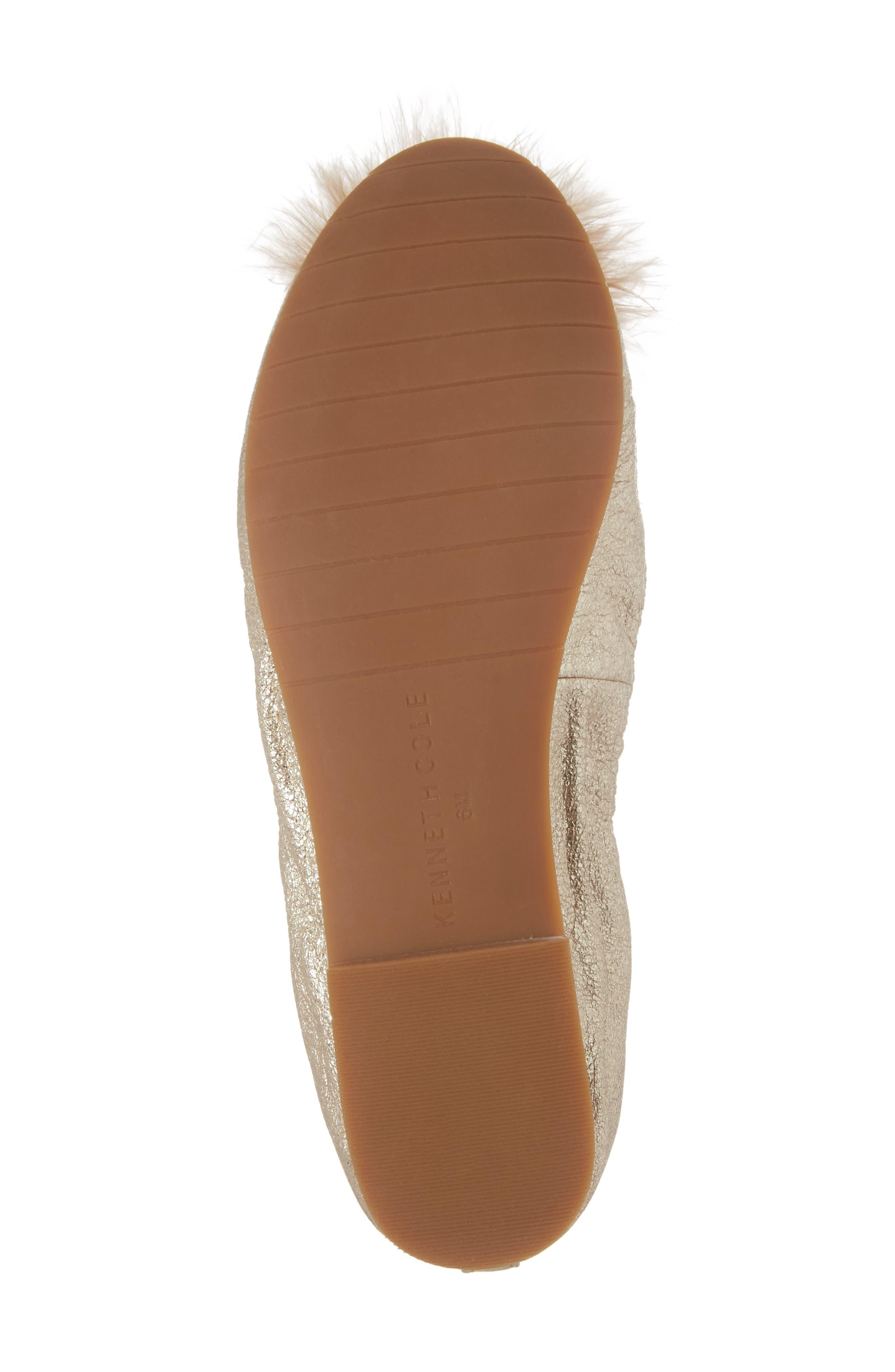 Alternate Image 5  - Kenneth Cole New York Priscella Ballet Flat (Women)