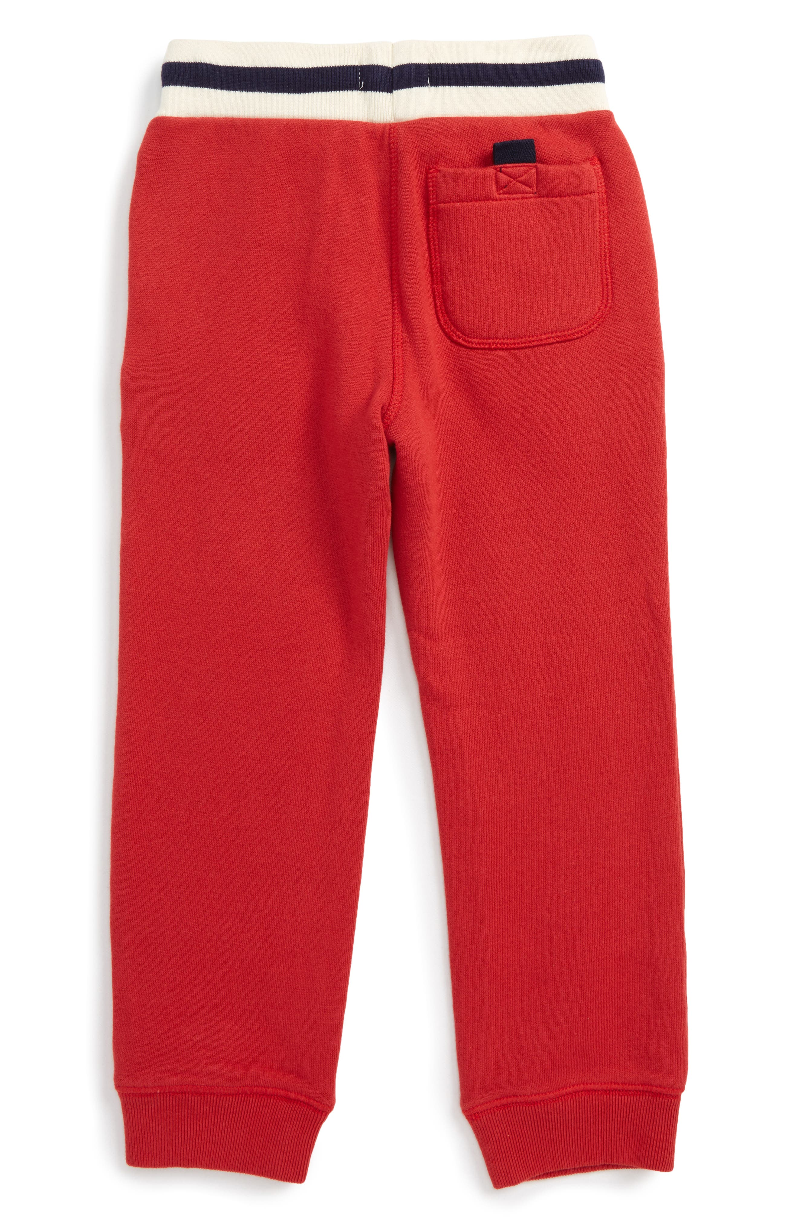 Alternate Image 2  - Mini Boden Everyday Jogger Pants (Toddler Boys, Little Boys & Big Boys)