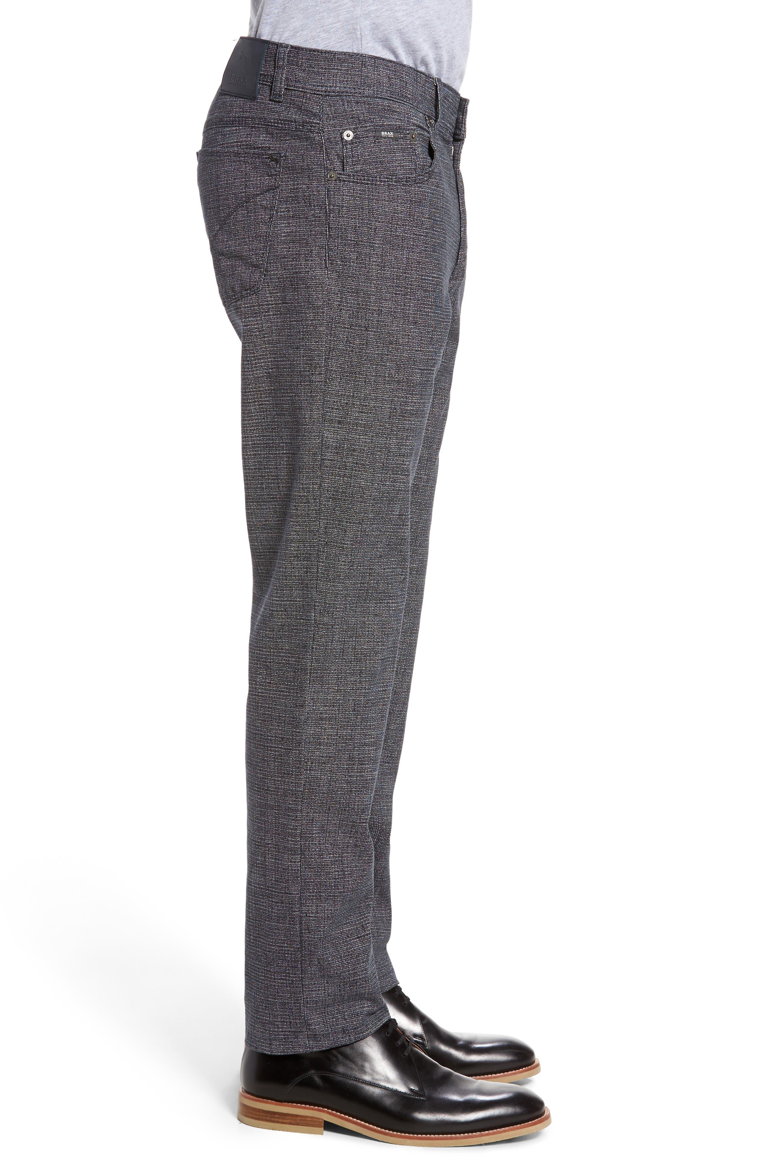 Alternate Image 3  - Brax Cotton Blend Five-Pocket Trousers