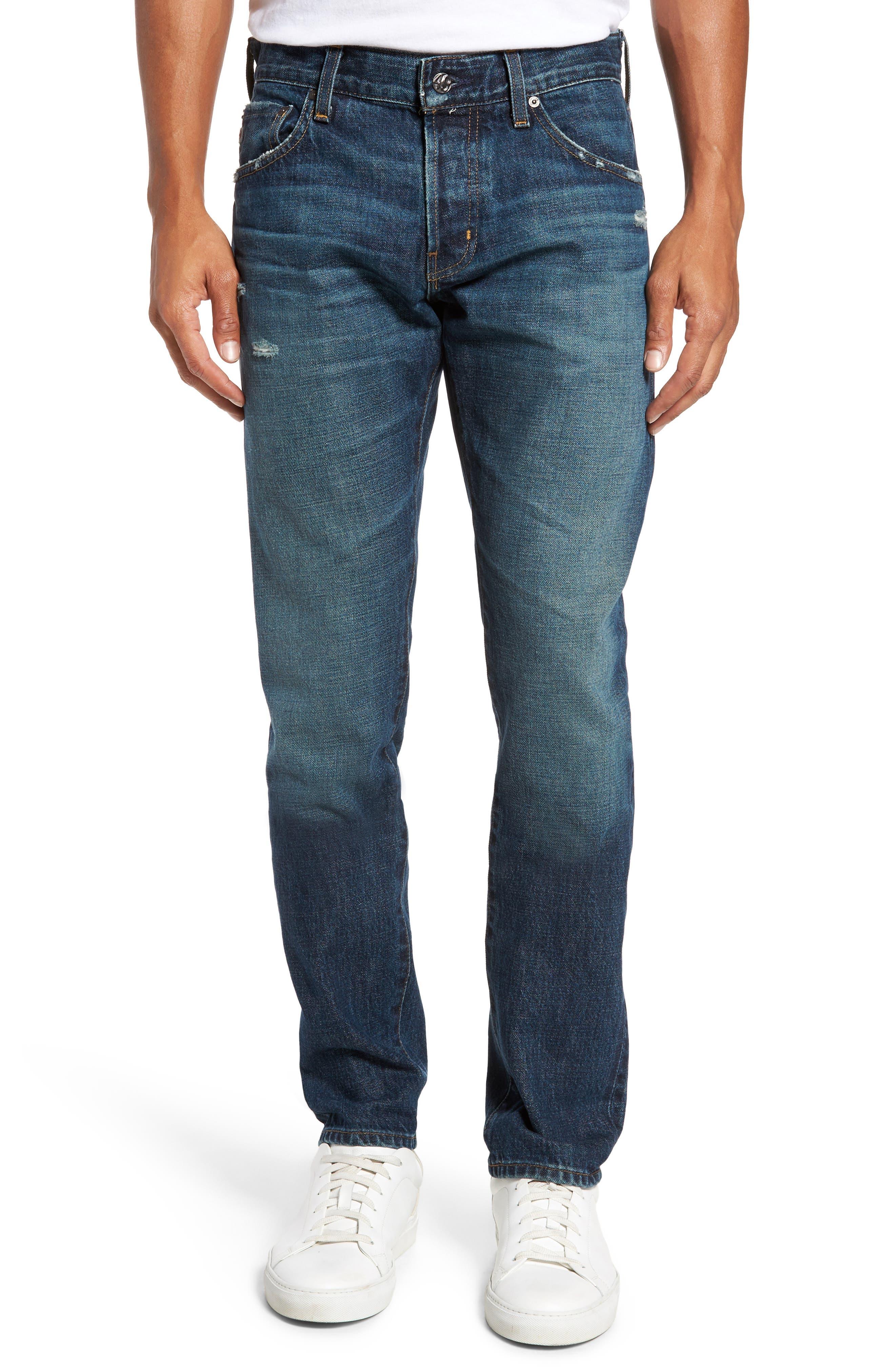 Tellis Slim Fit Jeans,                         Main,                         color, 11 Years Viper