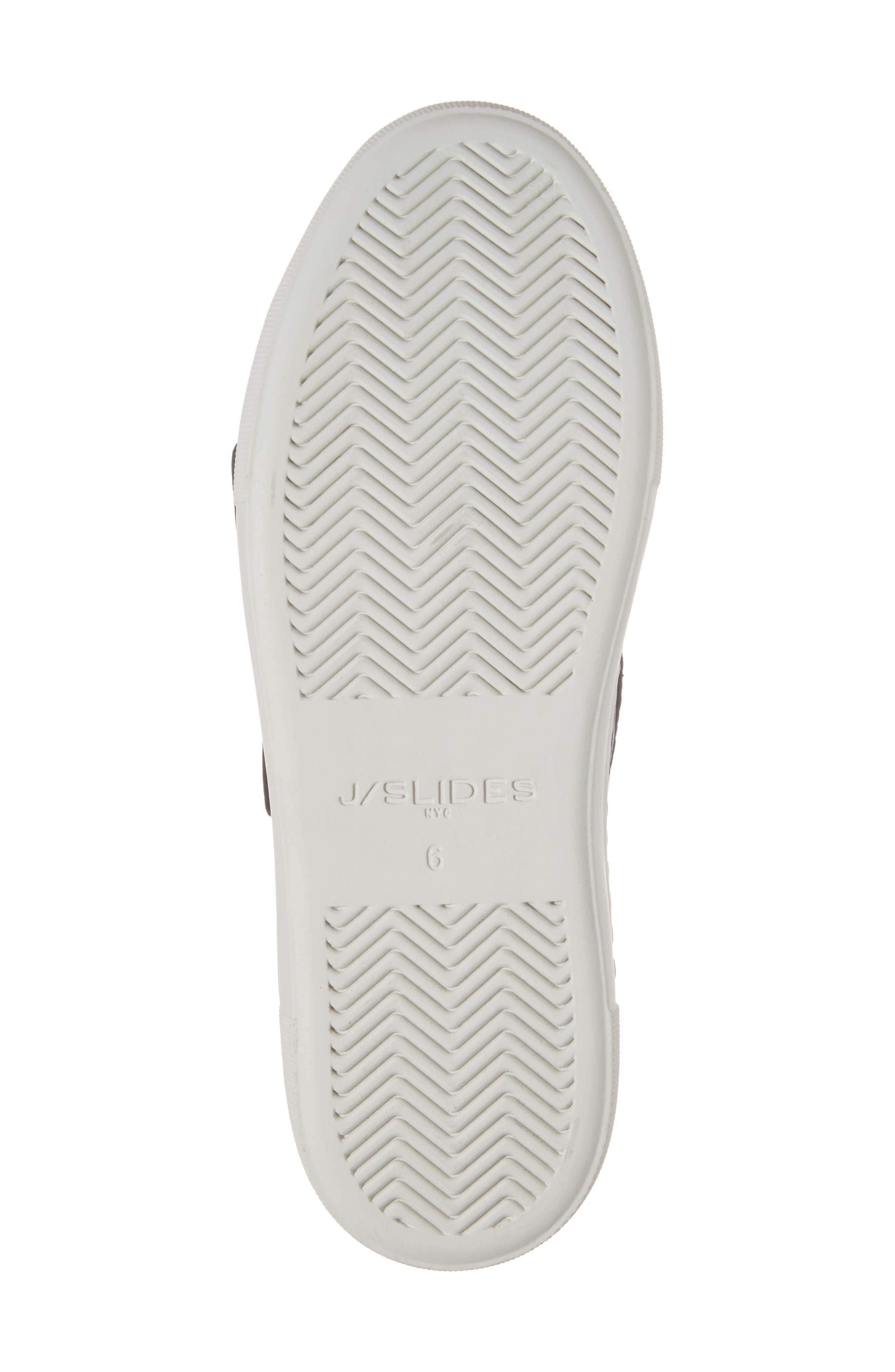Alternate Image 6  - JSlides Accent Slip-On Sneaker (Women)