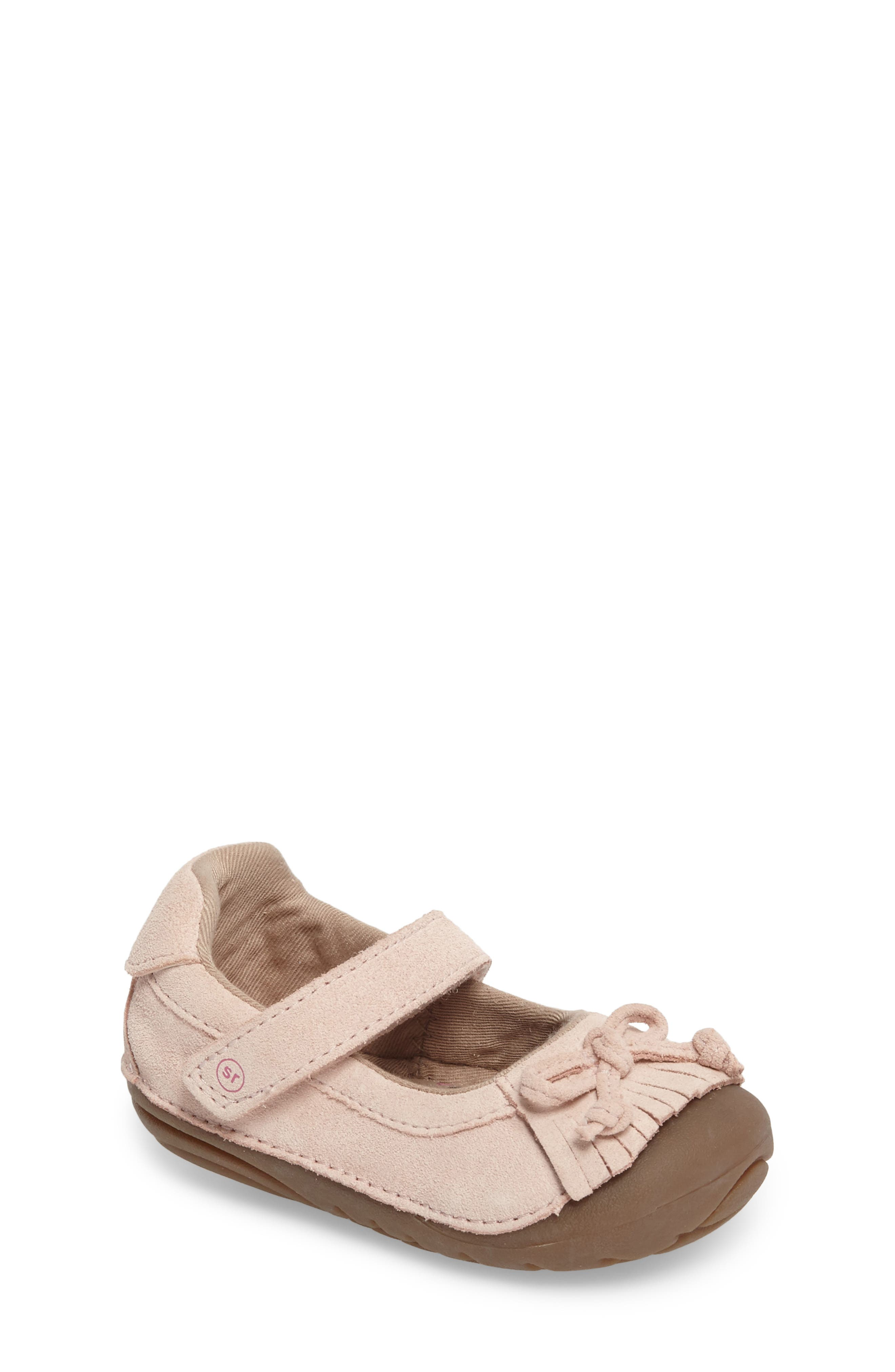 Soft Motion<sup>™</sup> Georgina Mary Jane Flat,                         Main,                         color, Light Pink