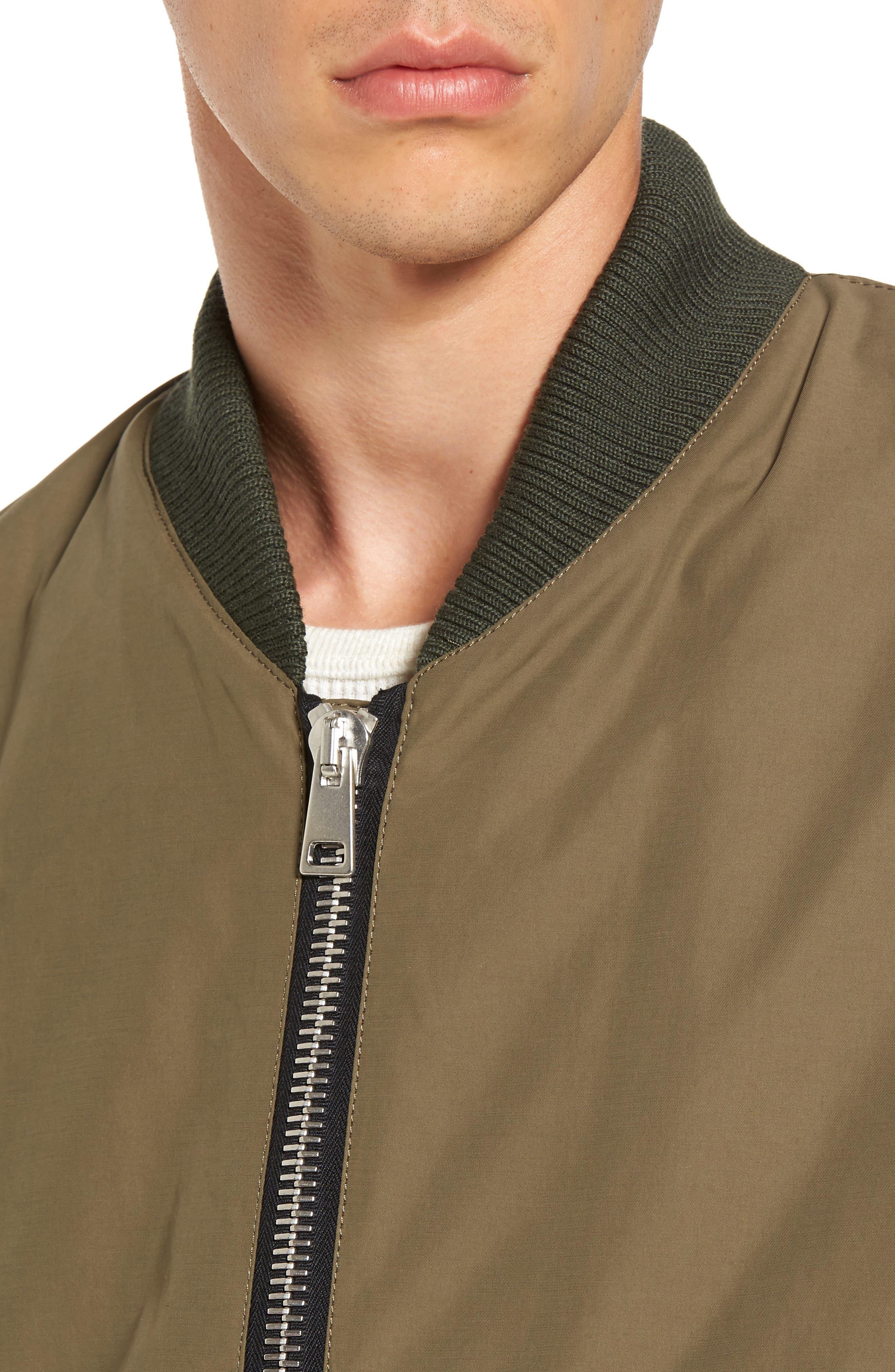 Alternate Image 4  - Represent Classic Bomber Jacket