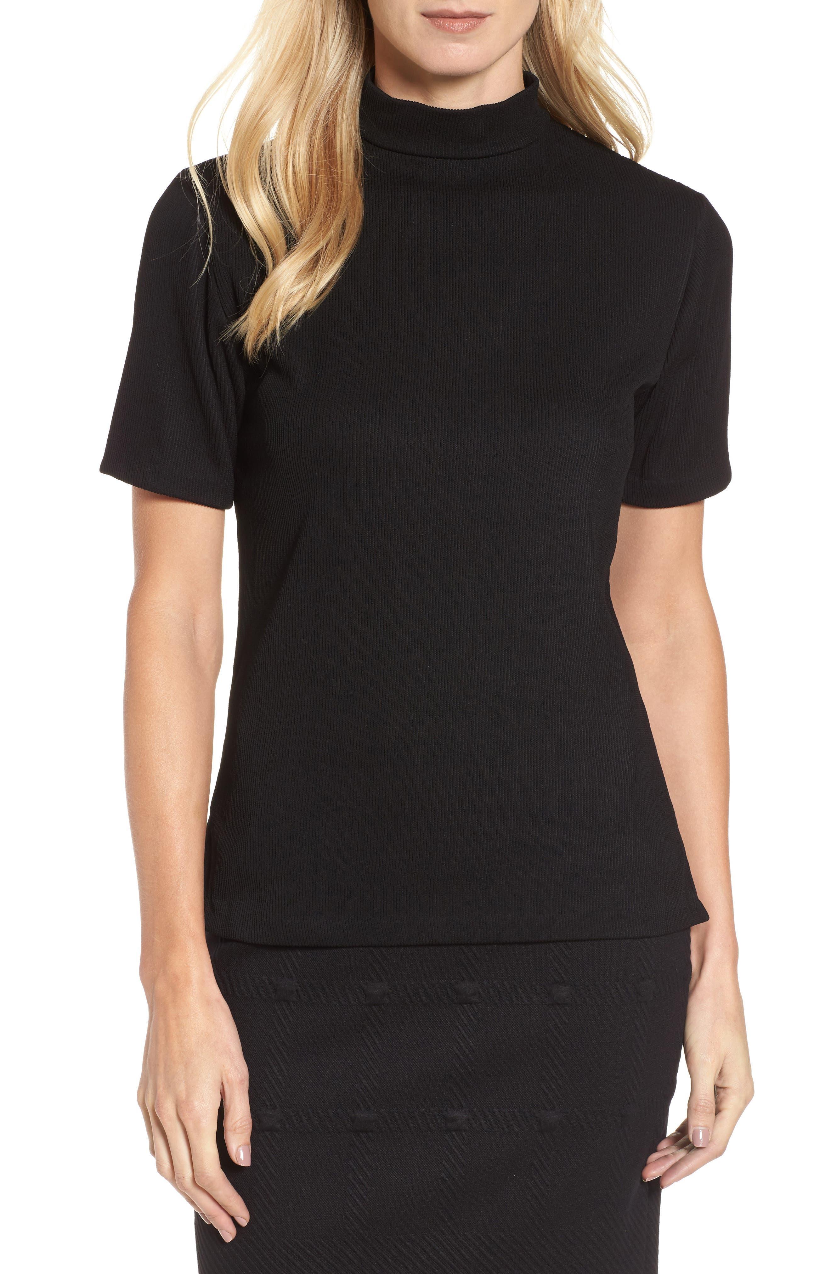 Etelina Sweater,                             Main thumbnail 1, color,                             Black