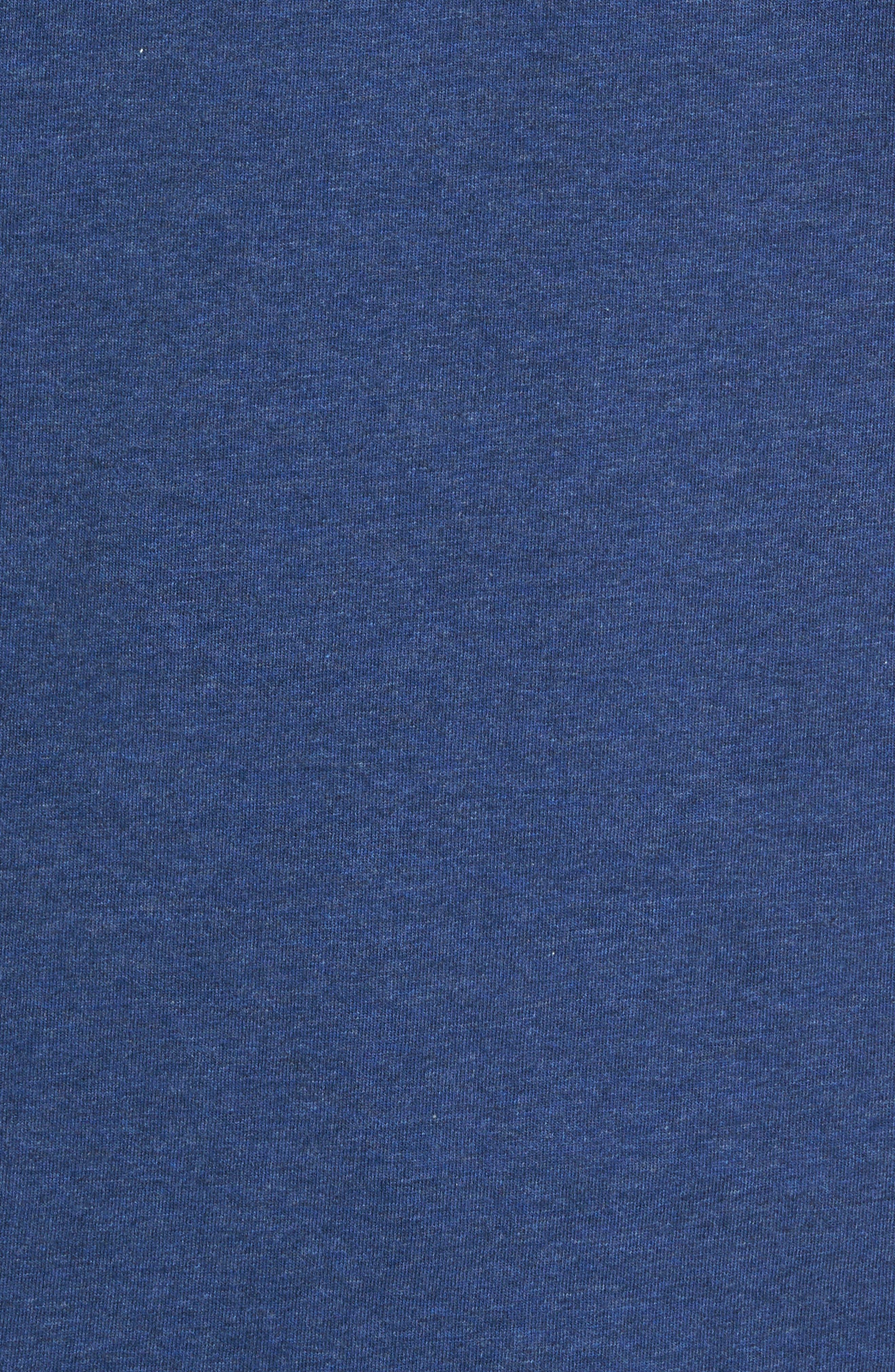 Original Graphic T-Shirt,                             Alternate thumbnail 5, color,                             Navy