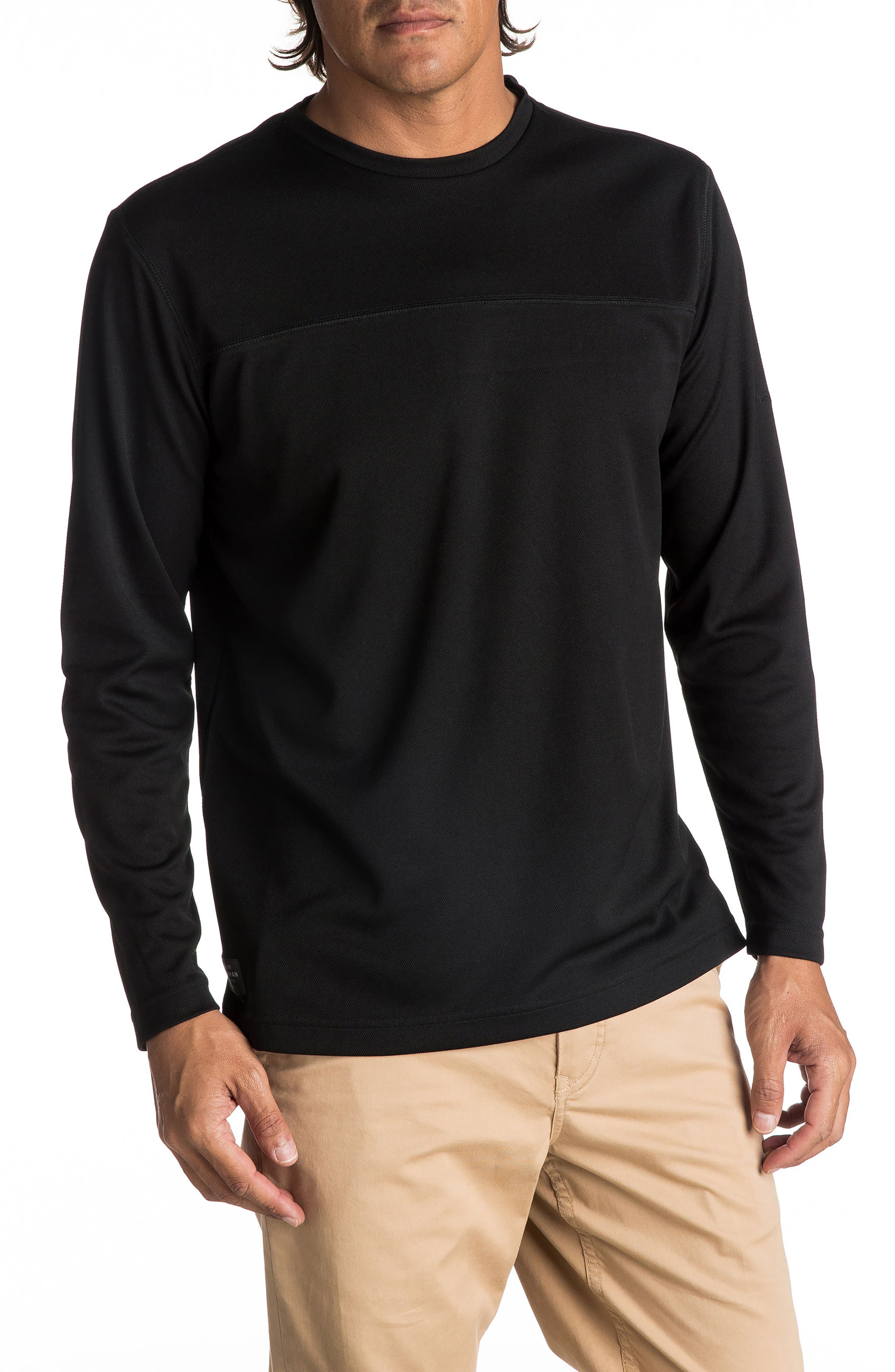 Alternate Image 1 Selected - Quiksilver Waterman Collection Ocean Tracks Performance T-Shirt