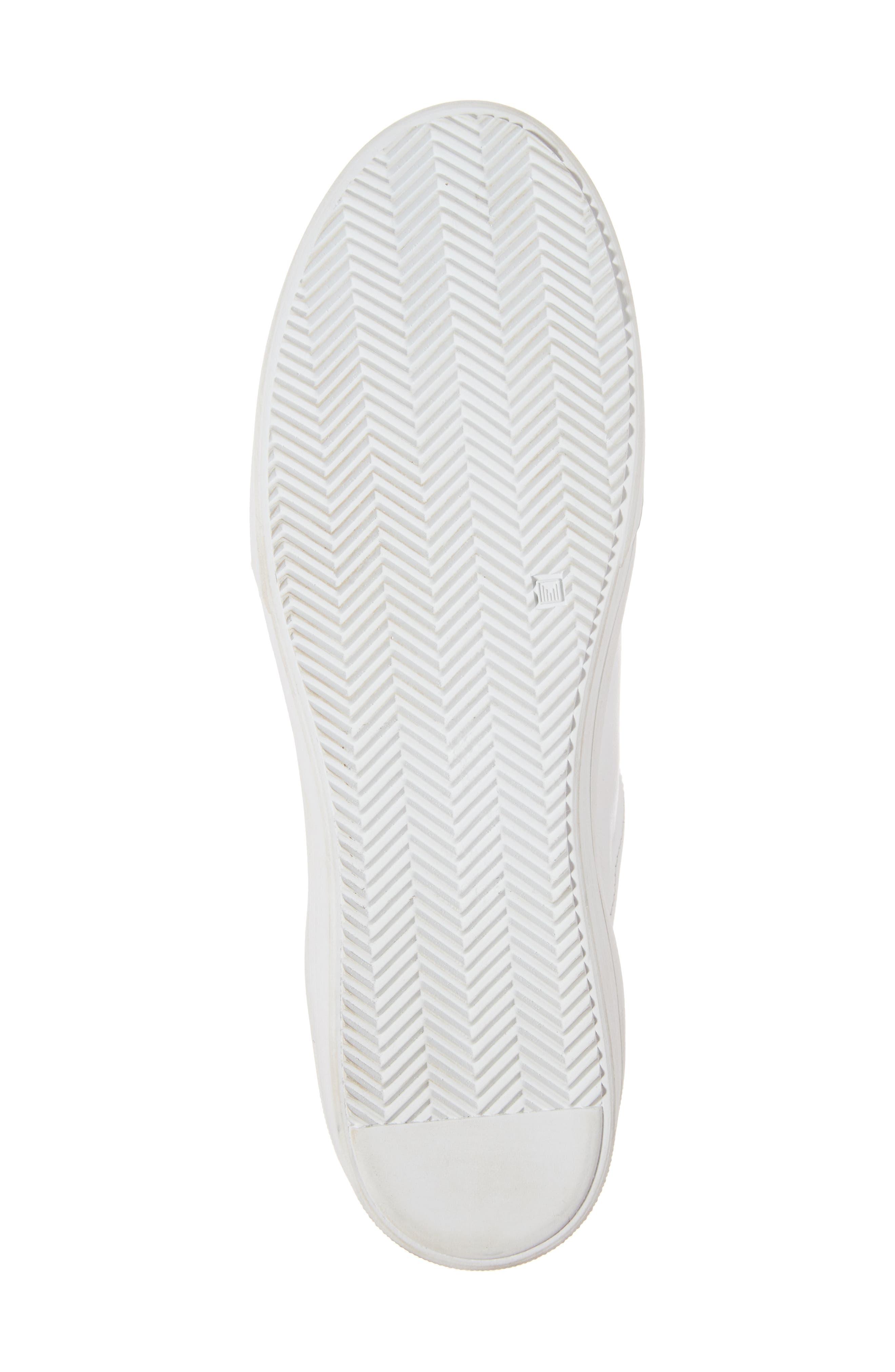 Lalibela Sneaker,                             Alternate thumbnail 6, color,                             White/Patent White