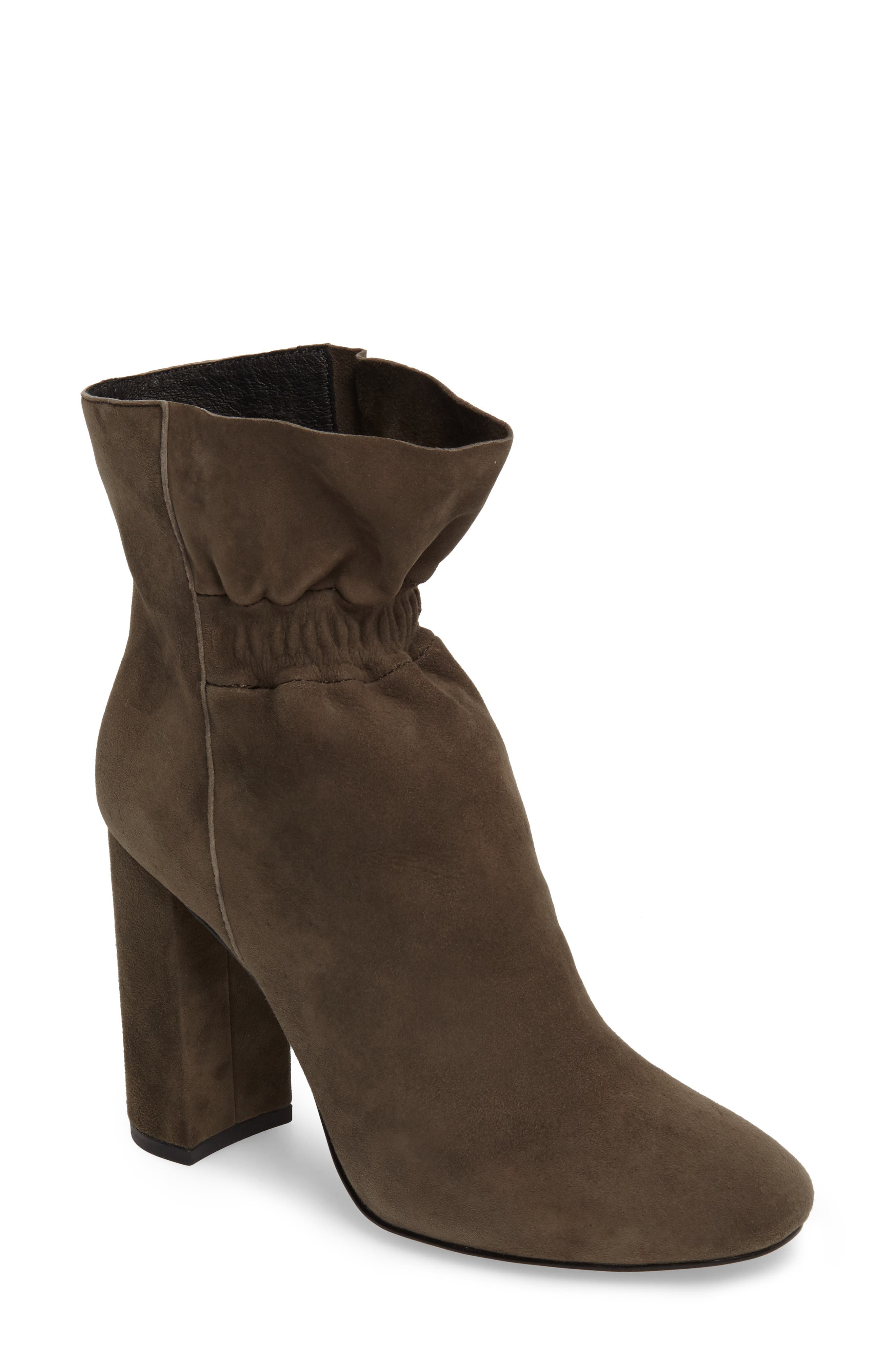 Rylie Boot,                         Main,                         color, Moss Suede